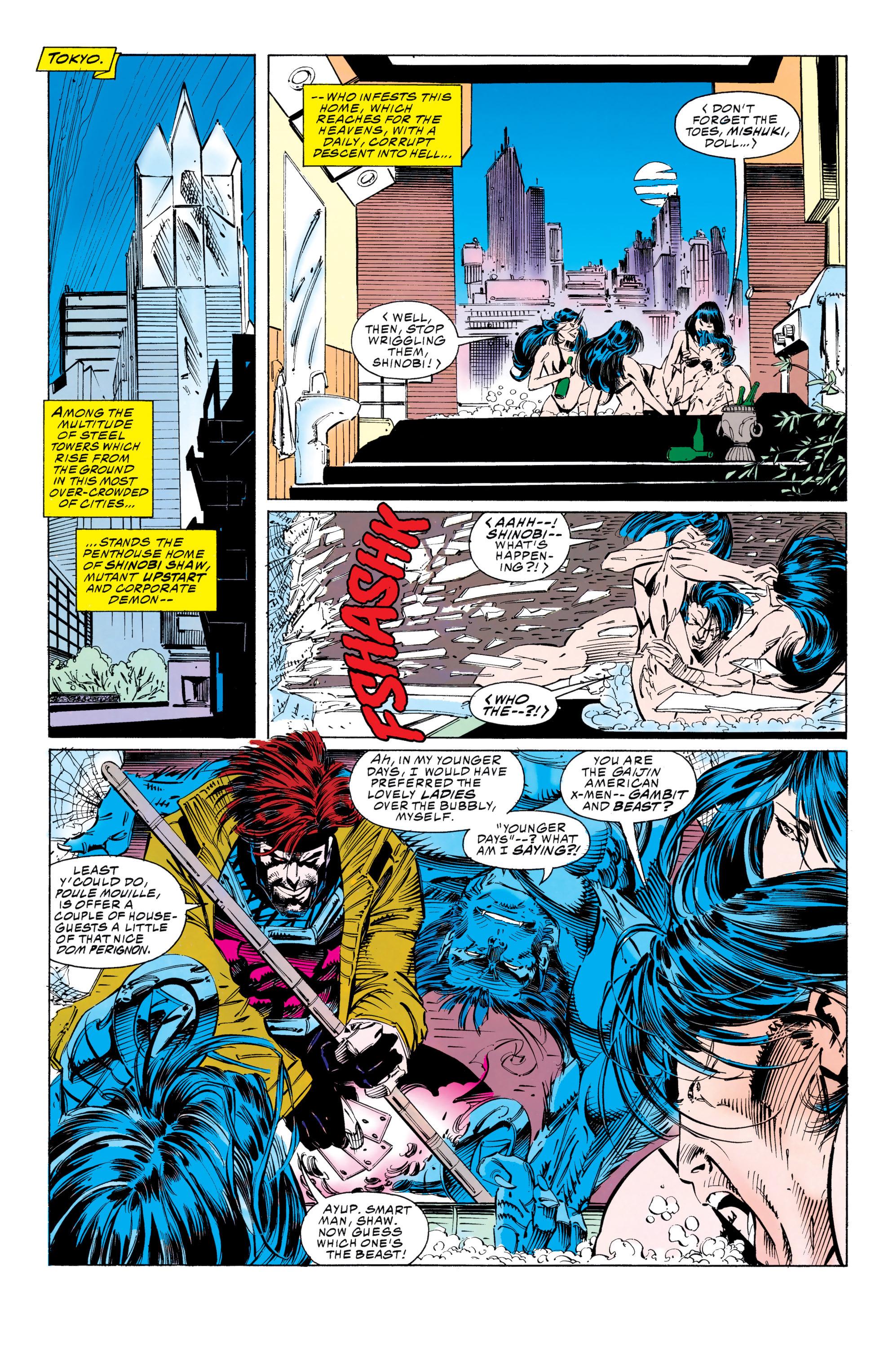 X-Men (1991) 23 Page 13
