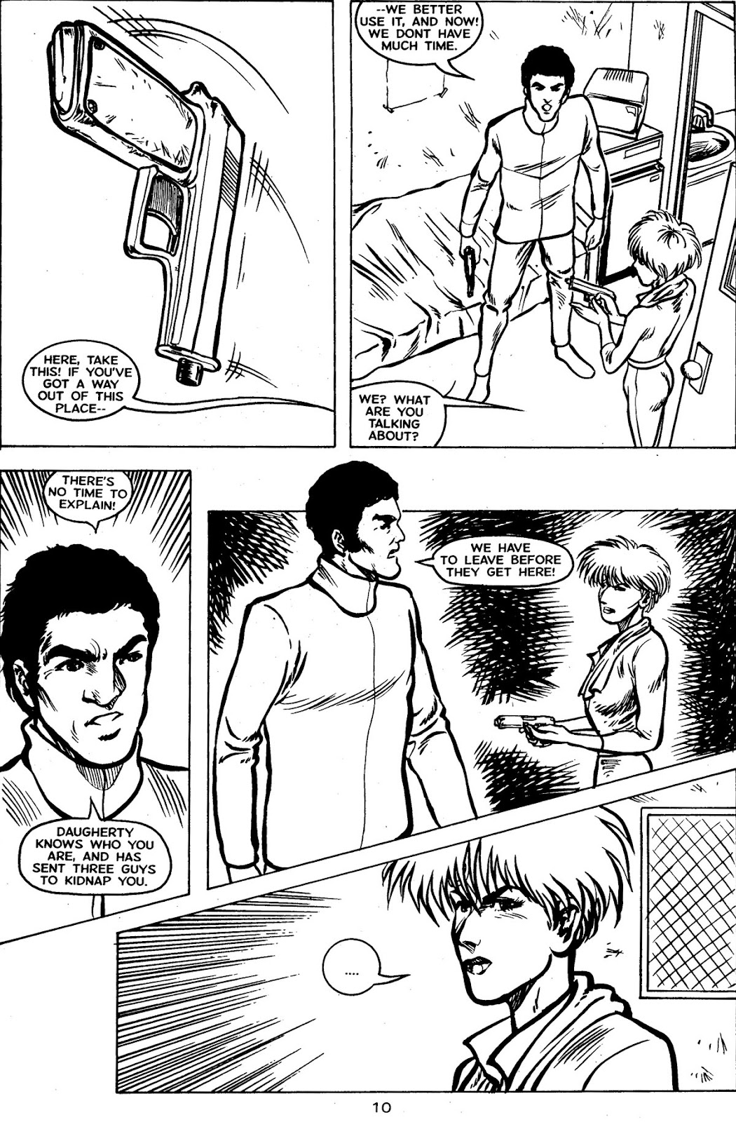 Robotech MechAngel issue 2 - Page 15