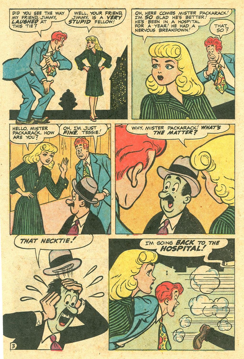 Tessie the Typist issue 11 - Page 12