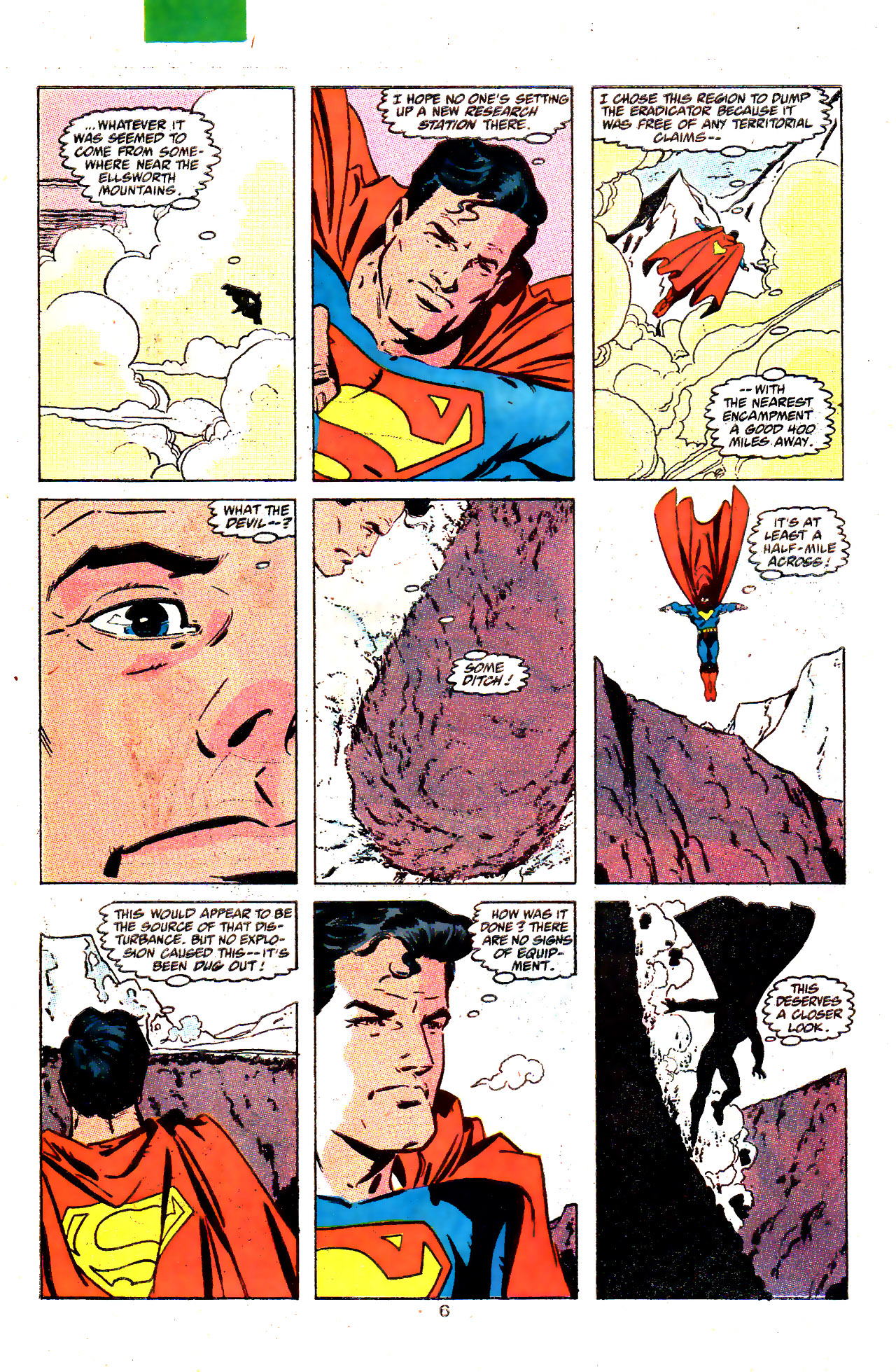 Read online Action Comics (1938) comic -  Issue #646 - 7