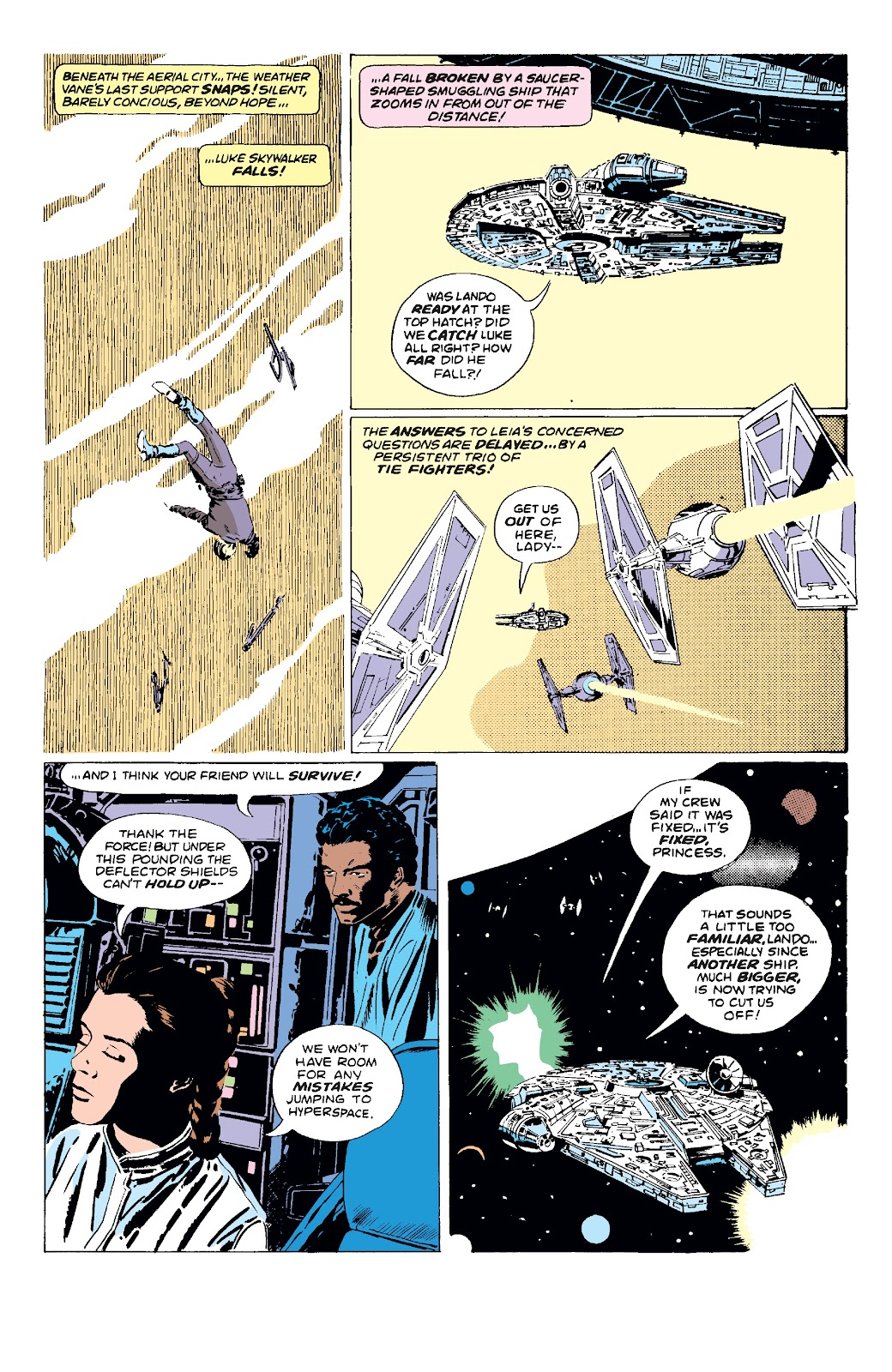 Read online Star Wars Legends: The Original Marvel Years - Epic Collection comic -  Issue # TPB 3 (Part 2) - 11