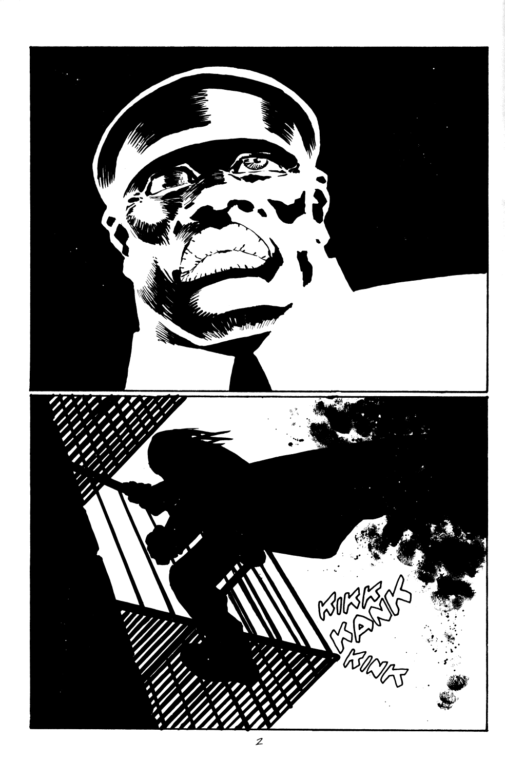 Read online Sin City: Hell and Back comic -  Issue #4 - 3