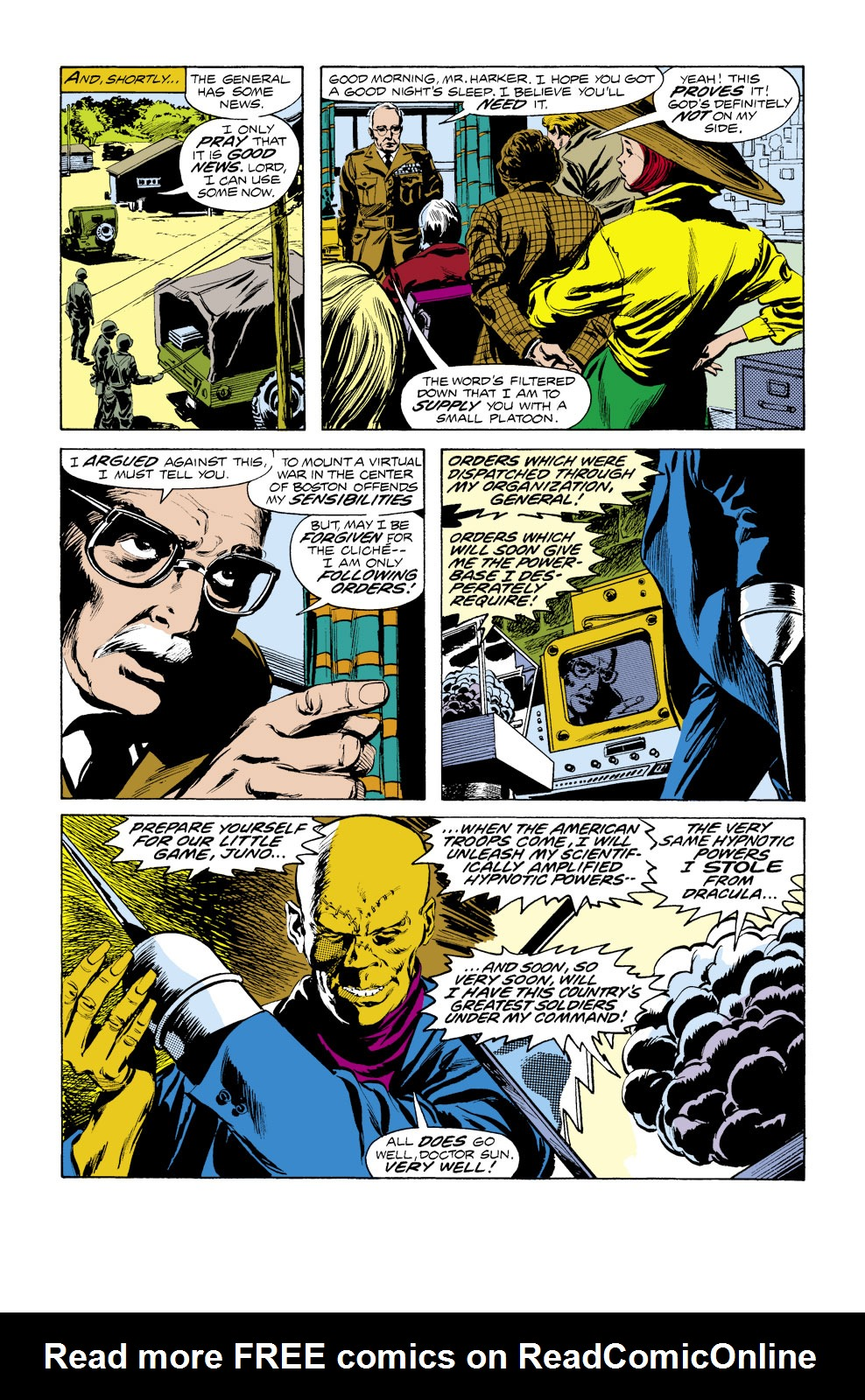 Tomb of Dracula (1972) issue 40 - Page 8