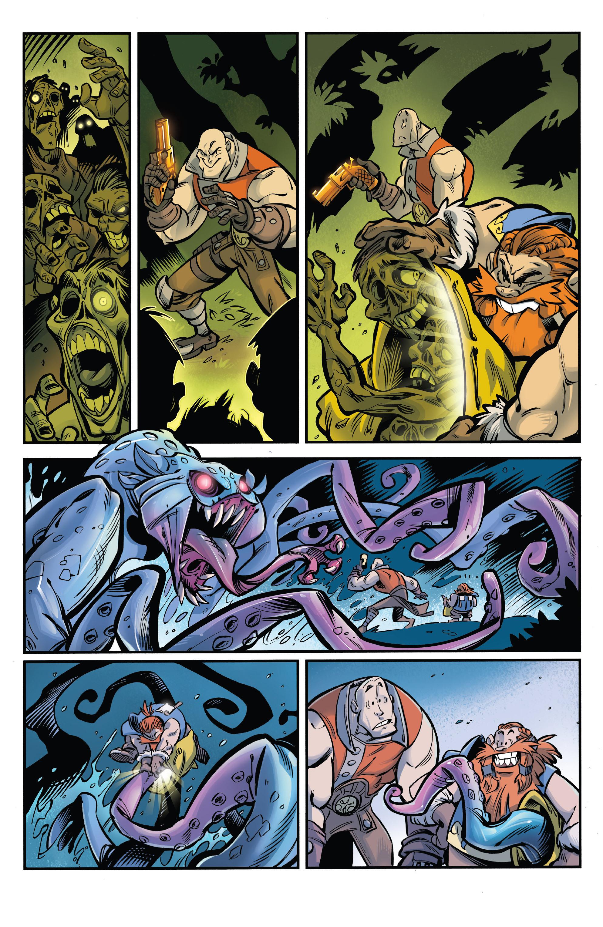 Read online Skullkickers comic -  Issue #18 - 14