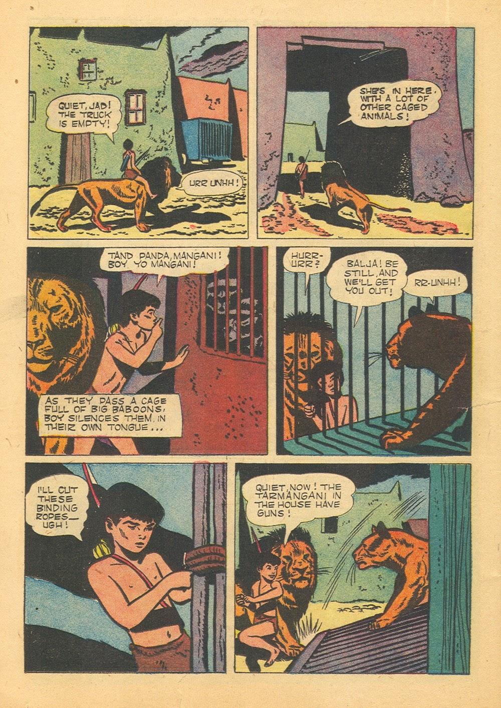 Tarzan (1948) issue 60 - Page 24