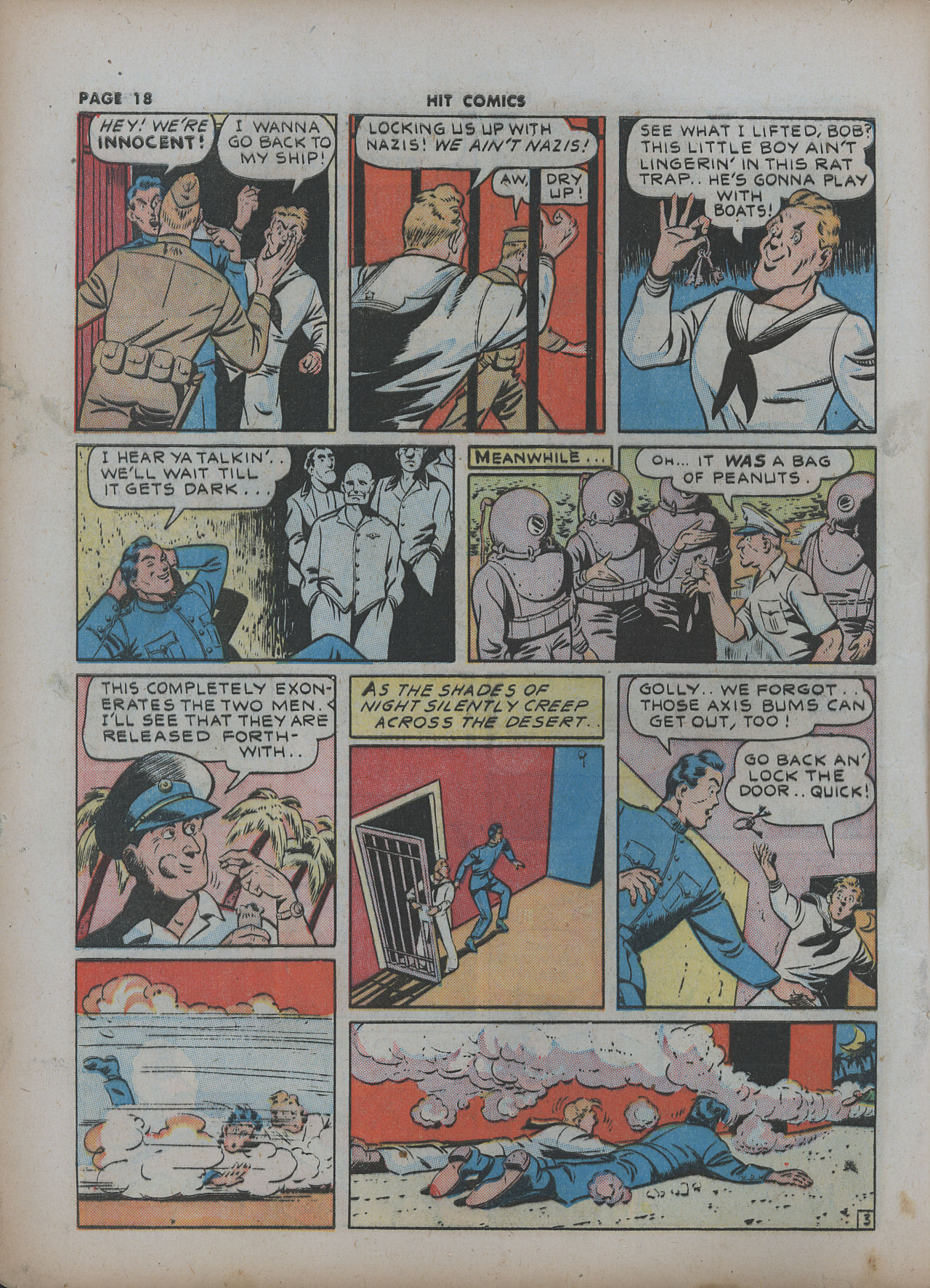 Read online Hit Comics comic -  Issue #22 - 20