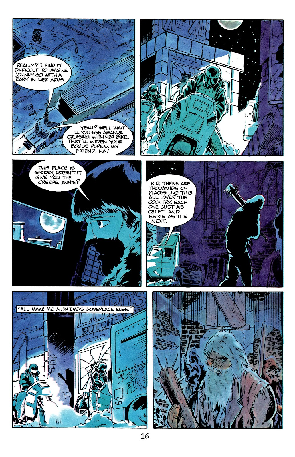 The Terminator (1988) issue 12 - Page 20