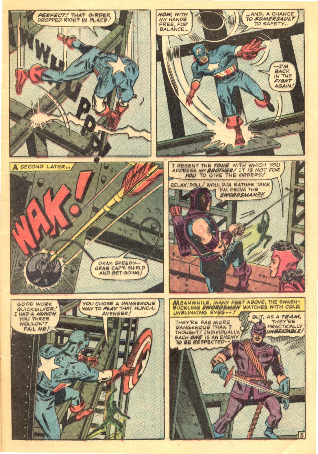 The Avengers (1963) 20 Page 4
