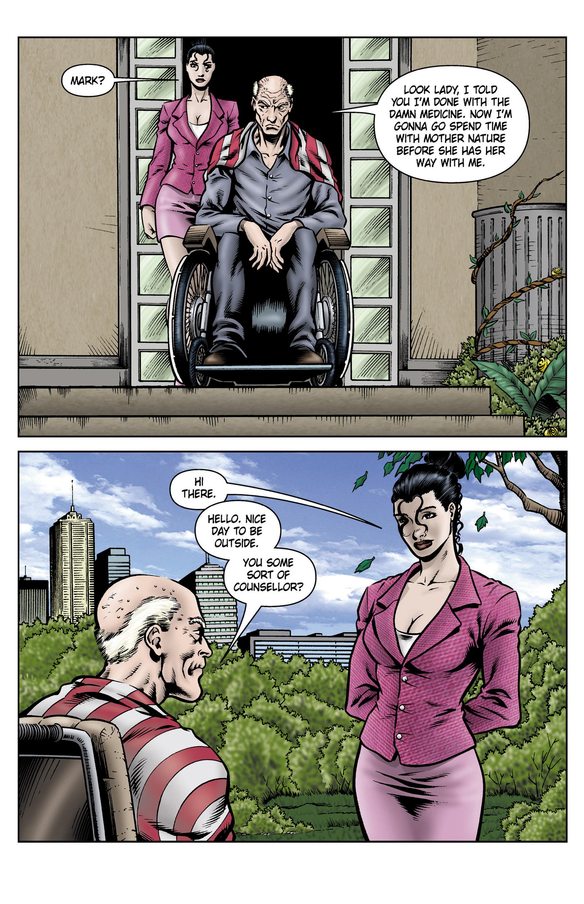 Read online SideChicks comic -  Issue #5 - 6