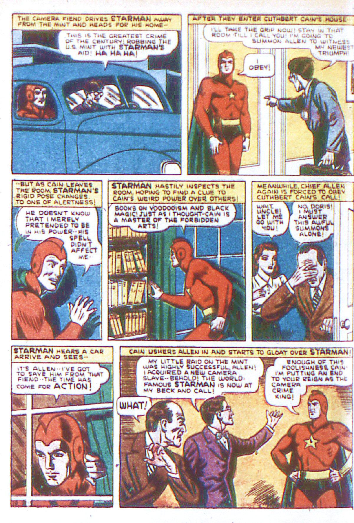 Read online Adventure Comics (1938) comic -  Issue #66 - 13