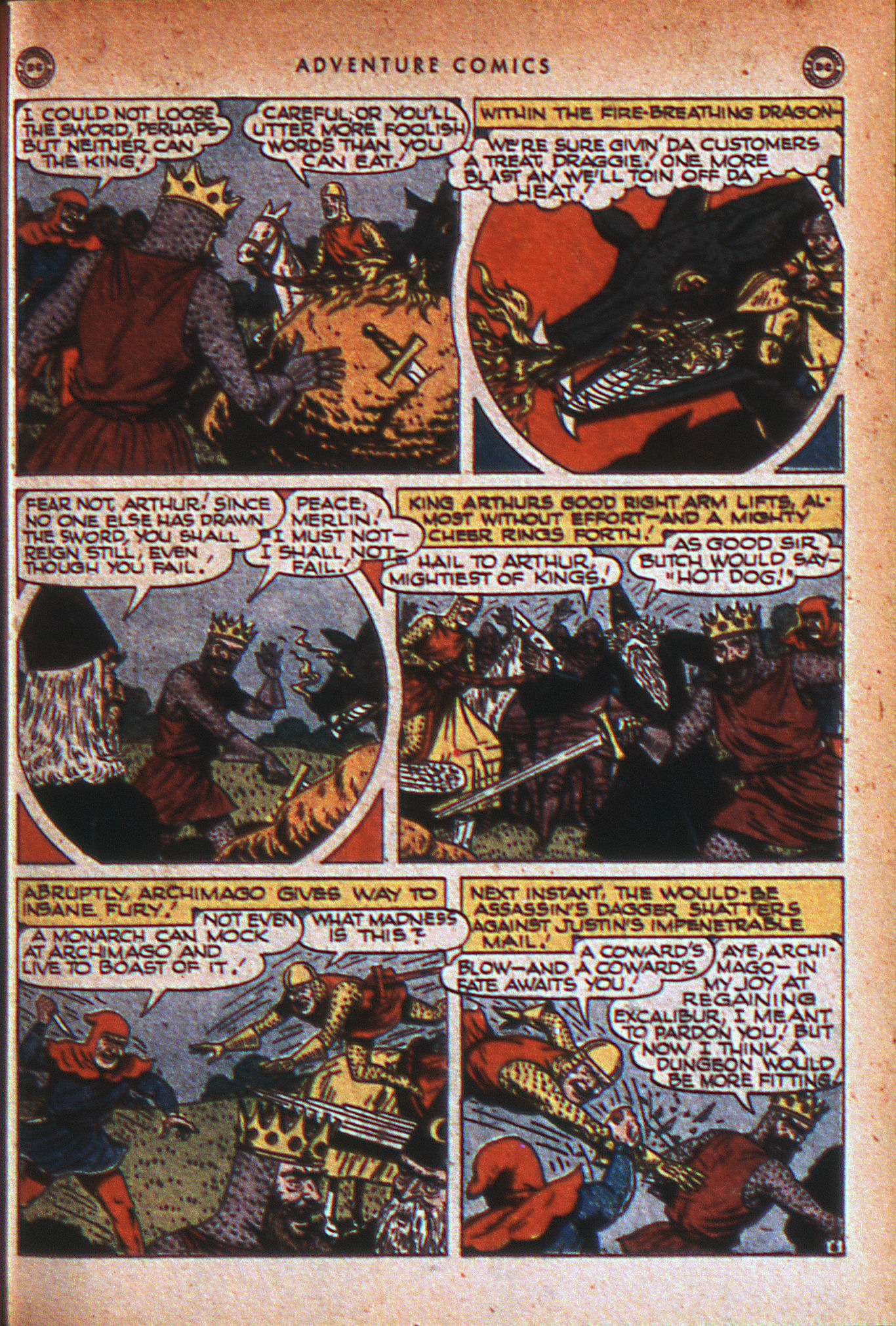 Read online Adventure Comics (1938) comic -  Issue #124 - 20