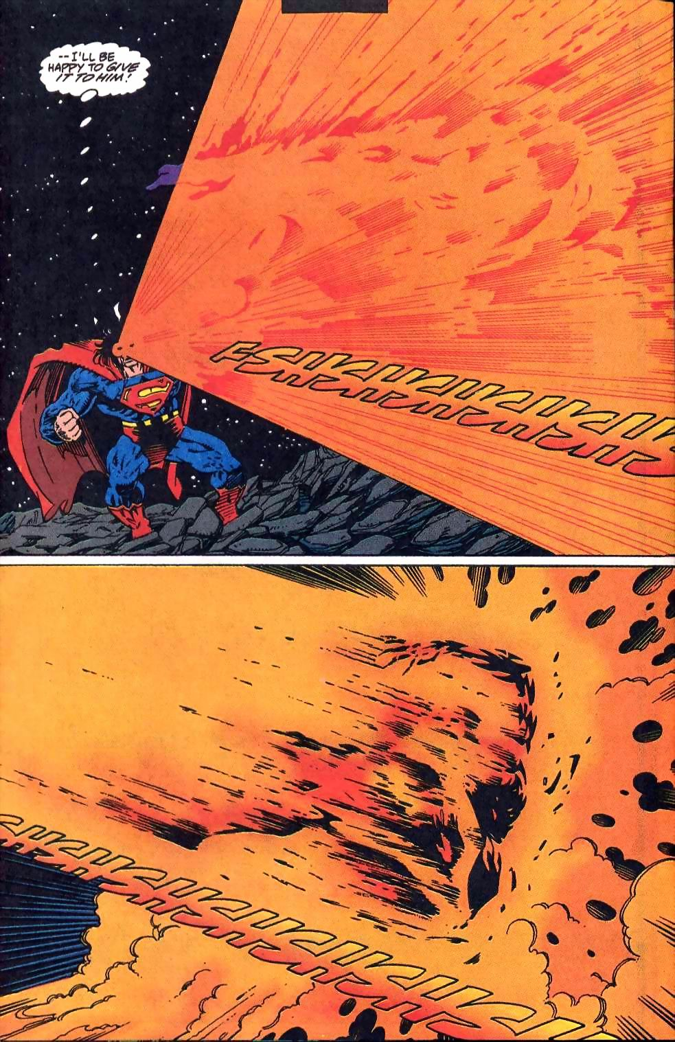 Read online Adventures of Superman (1987) comic -  Issue #512 - 16