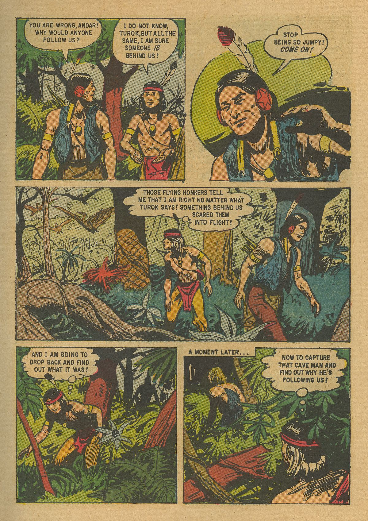 Read online Turok, Son of Stone comic -  Issue #19 - 7