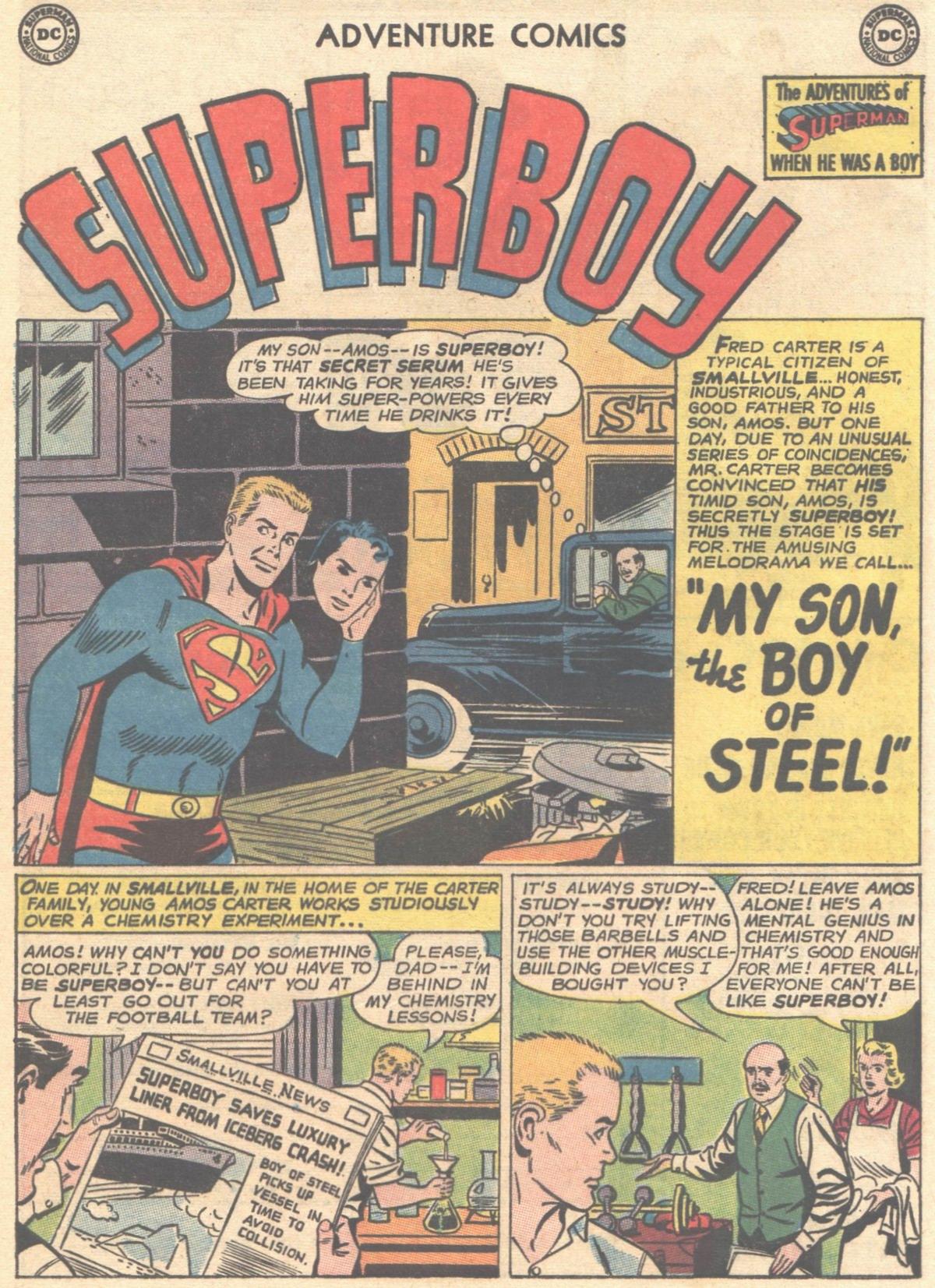Read online Adventure Comics (1938) comic -  Issue #314 - 24