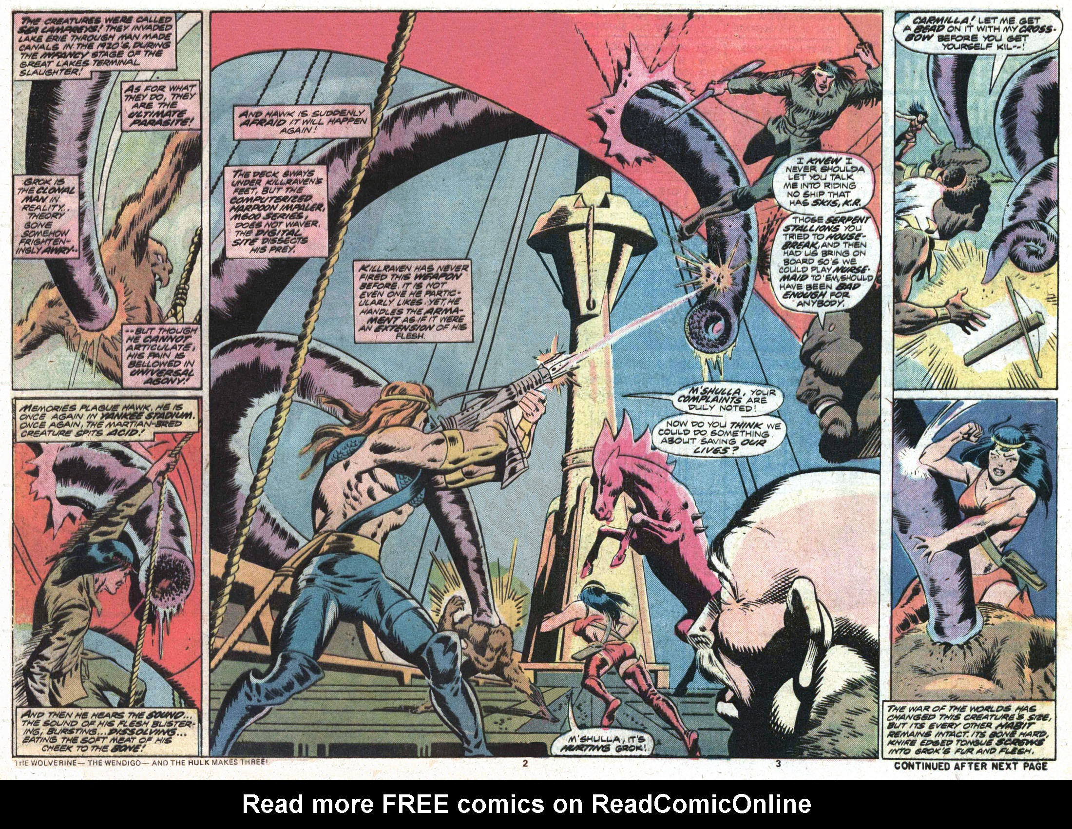 Read online Amazing Adventures (1970) comic -  Issue #27 - 4