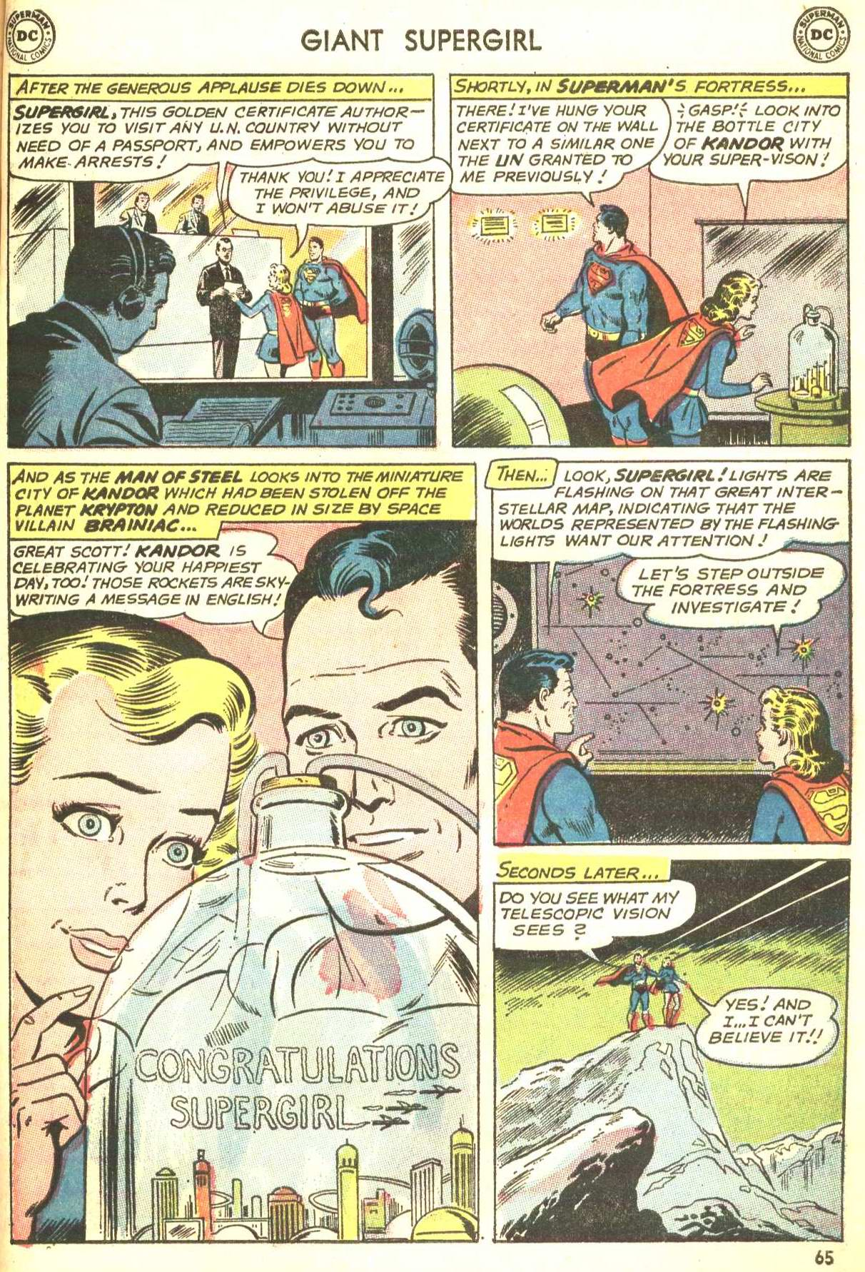 Read online Action Comics (1938) comic -  Issue #360 - 64