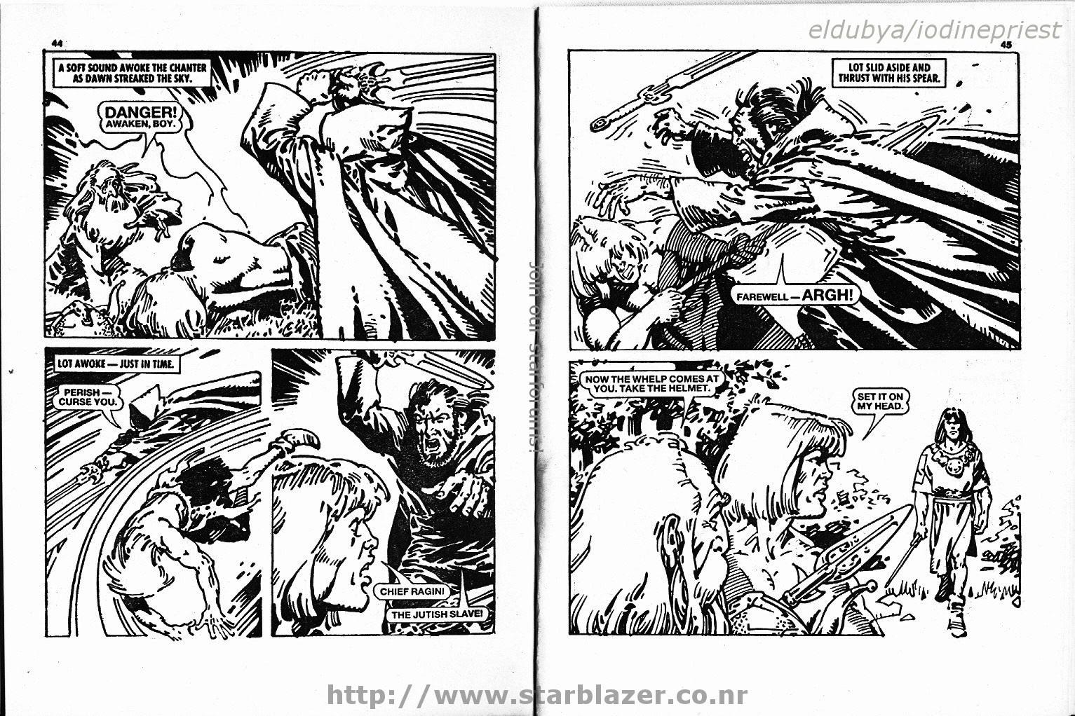 Starblazer issue 281 - Page 24