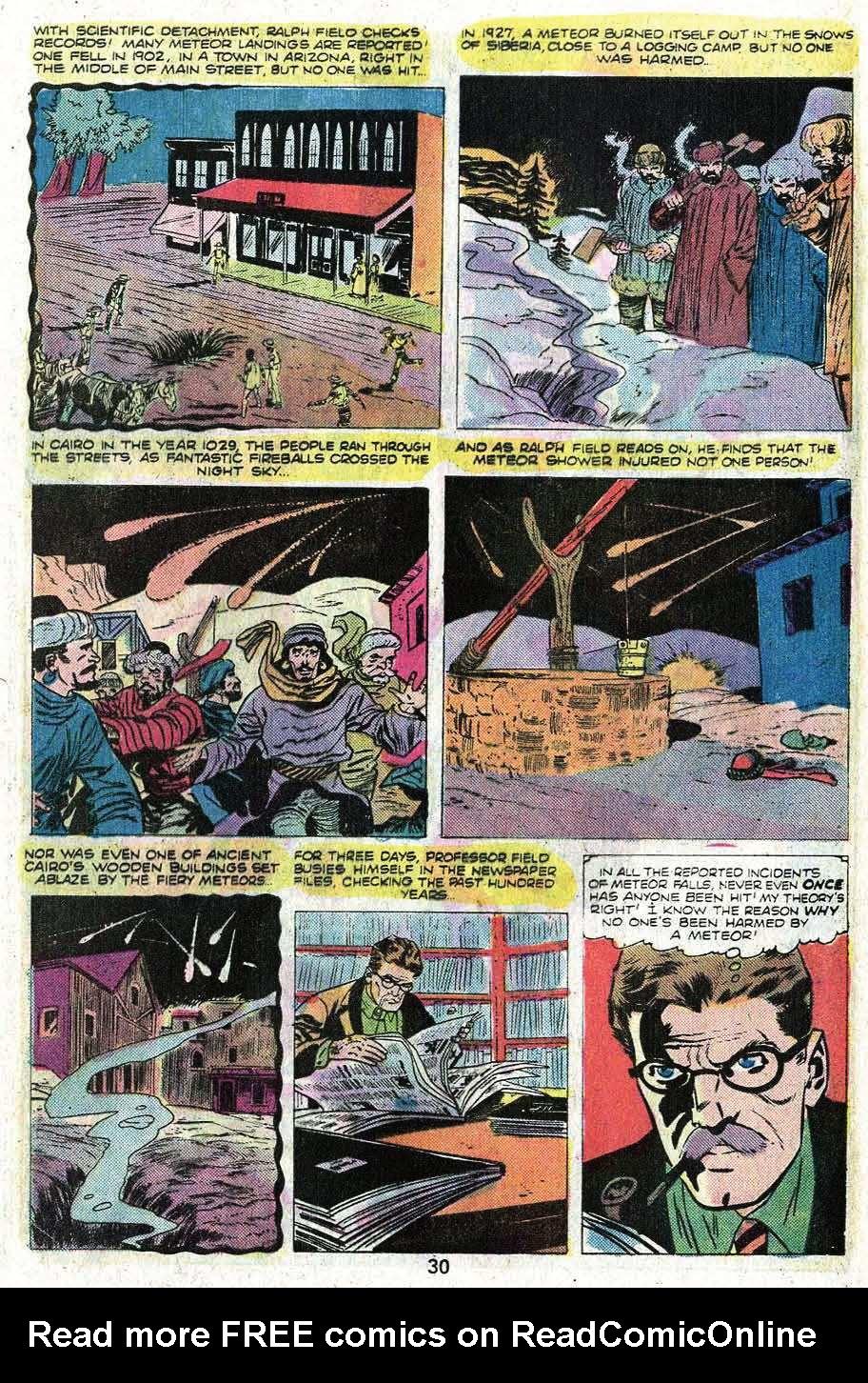 Read online Uncanny X-Men (1963) comic -  Issue #92 - 31