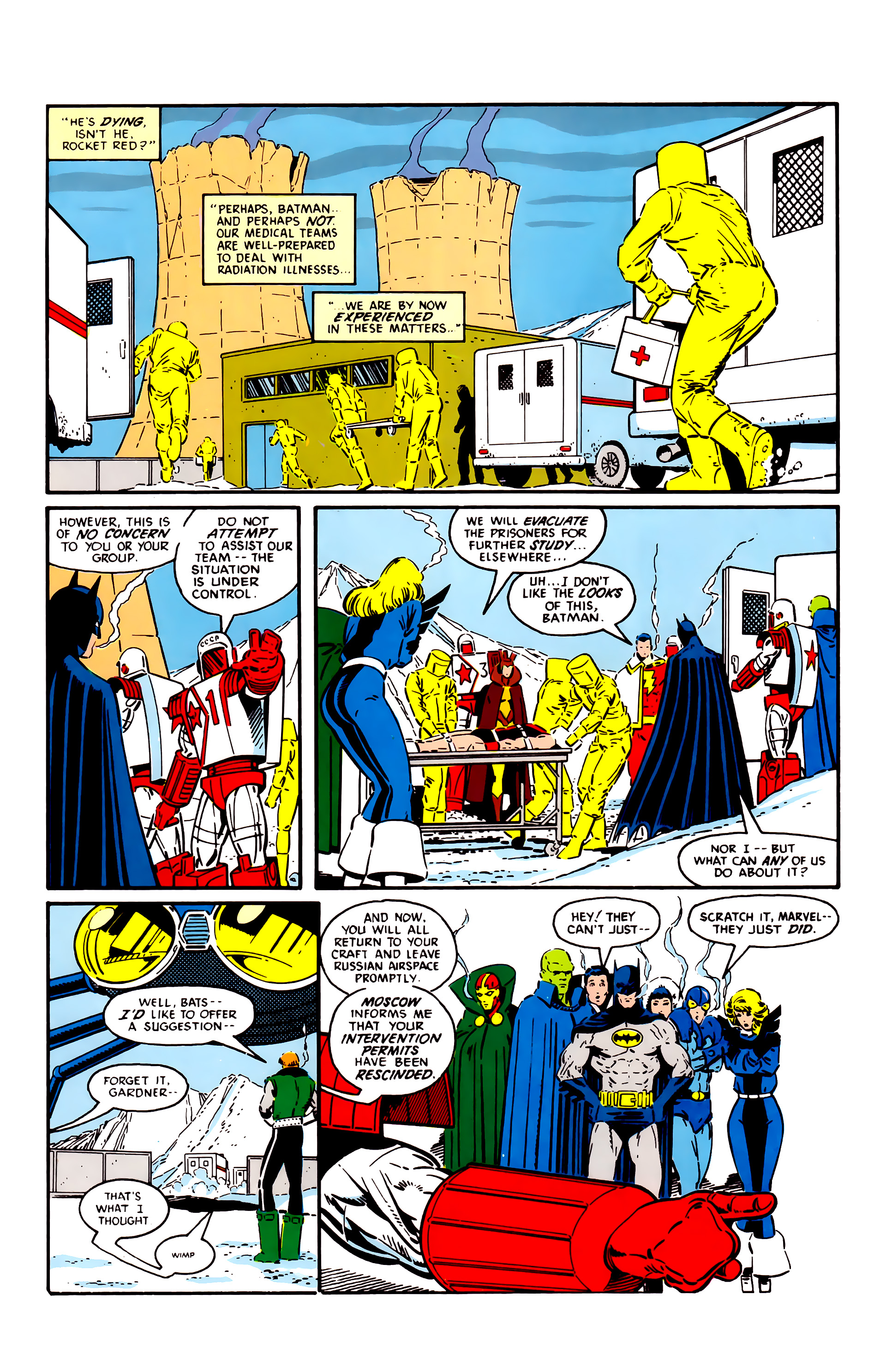 Read online Justice League (1987) comic -  Issue #3 - 23