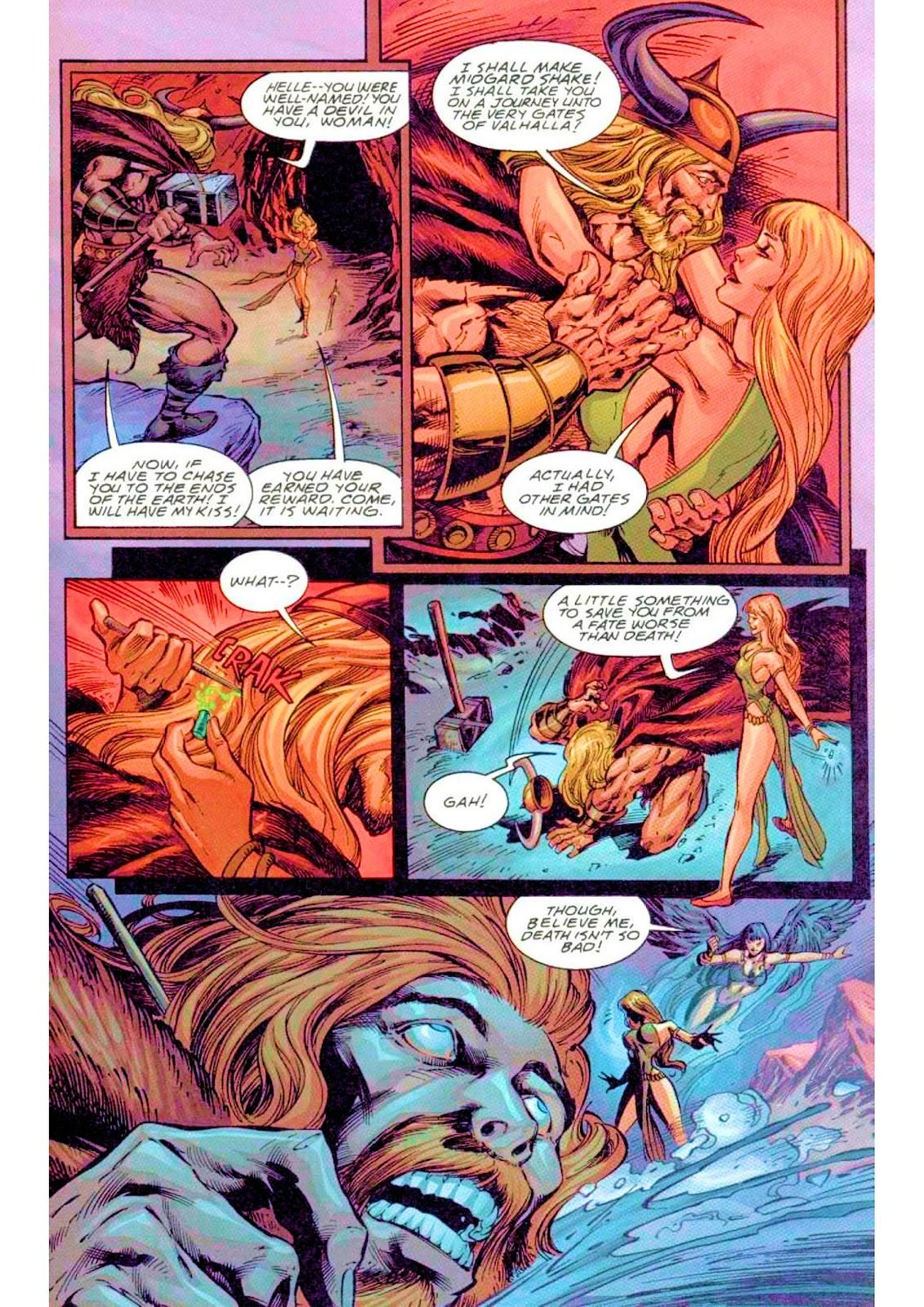 Xena: Warrior Princess (1999) Issue #3 #3 - English 17
