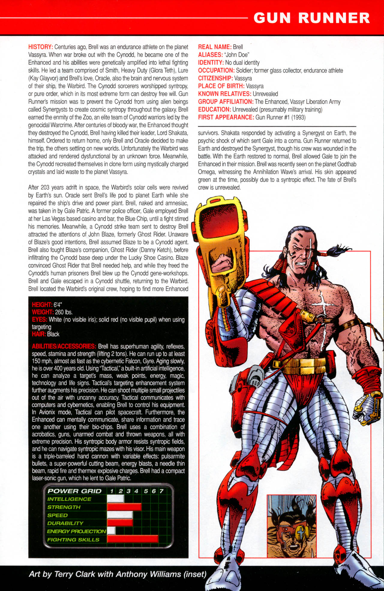 Read online All-New Official Handbook of the Marvel Universe A to Z: Update comic -  Issue #2 - 31