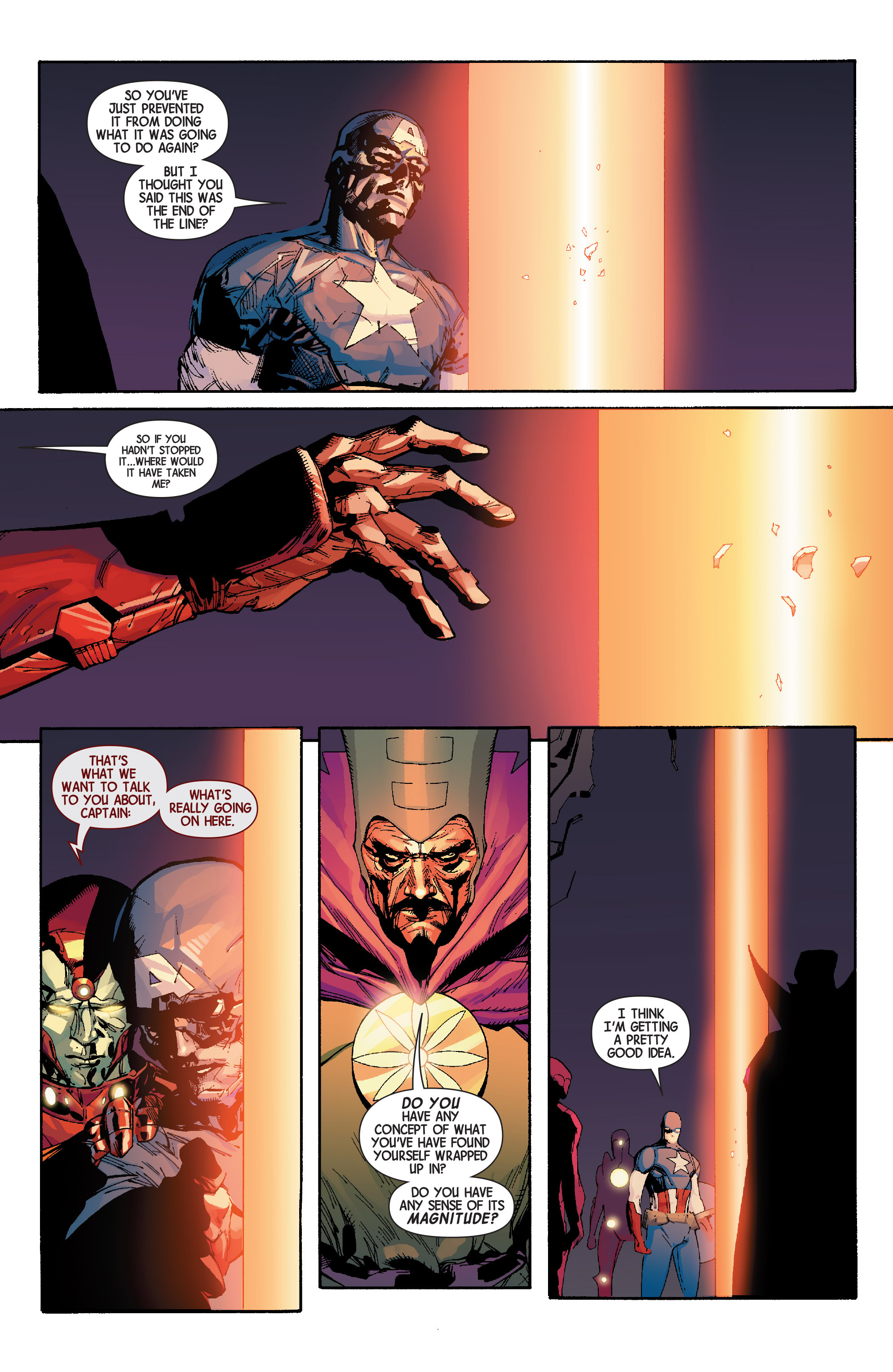 Read online Avengers (2013) comic -  Issue #34 - 13
