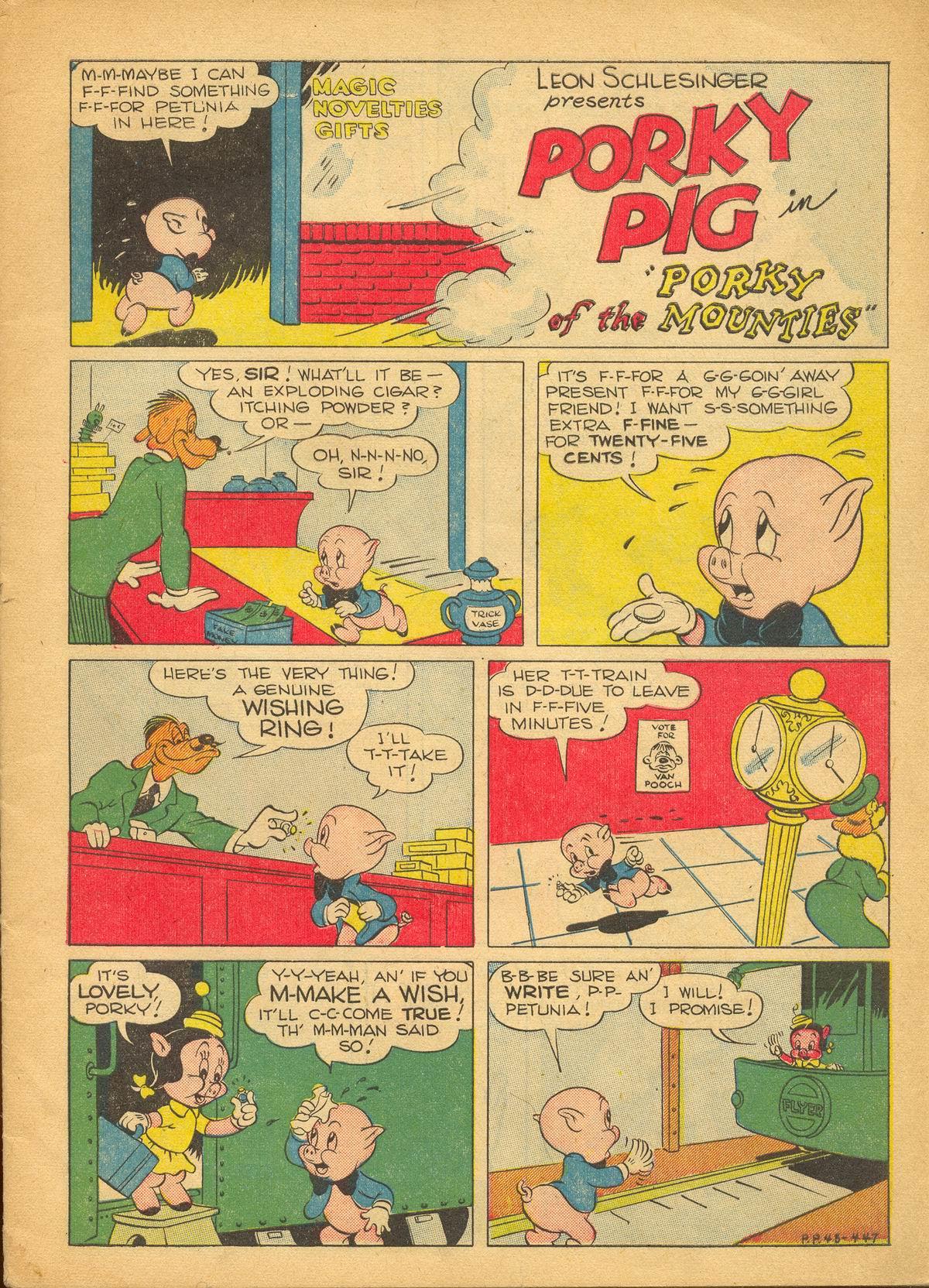 Four Color Comics 48 Page 3