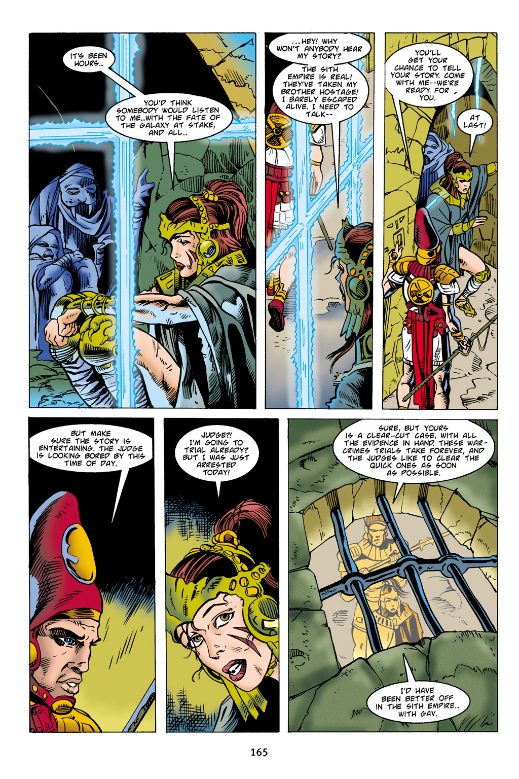 Read online Star Wars Omnibus comic -  Issue # Vol. 4 - 160