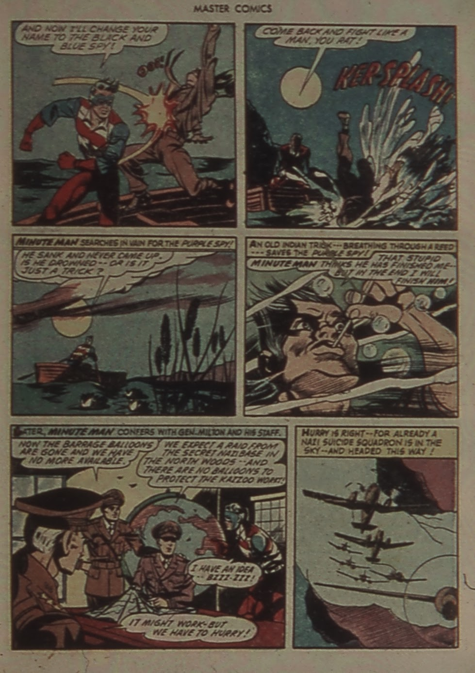 Master Comics issue 48 - Page 45