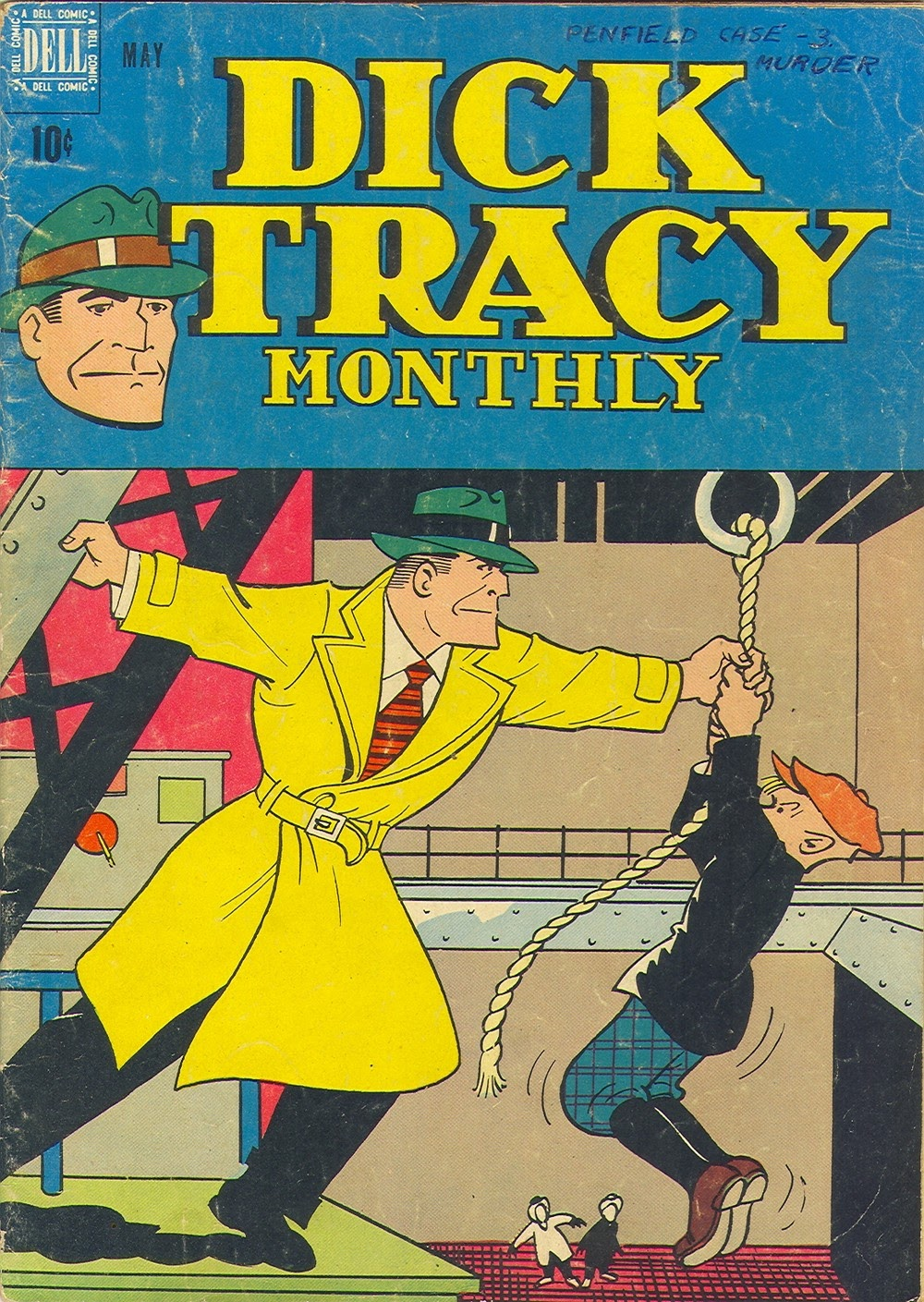 Dick Tracy Monthly issue 5 - Page 1
