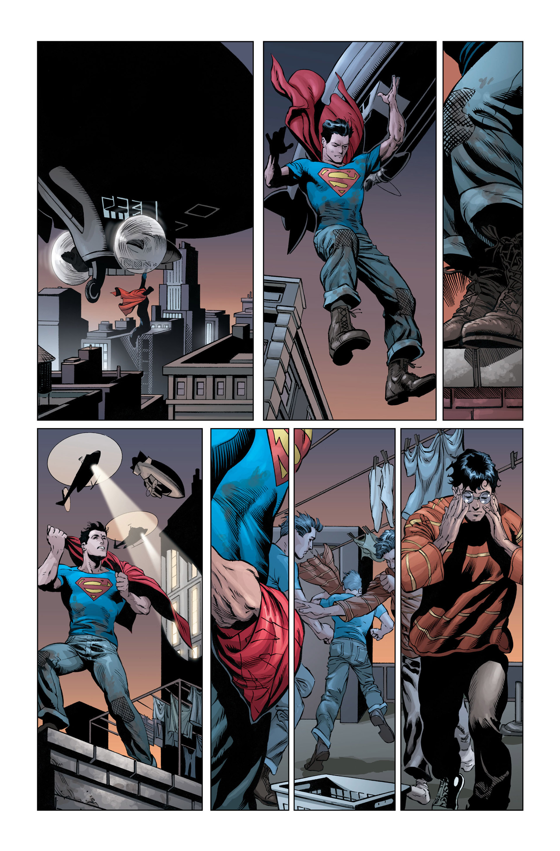 Read online Action Comics (2011) comic -  Issue #1 - 24