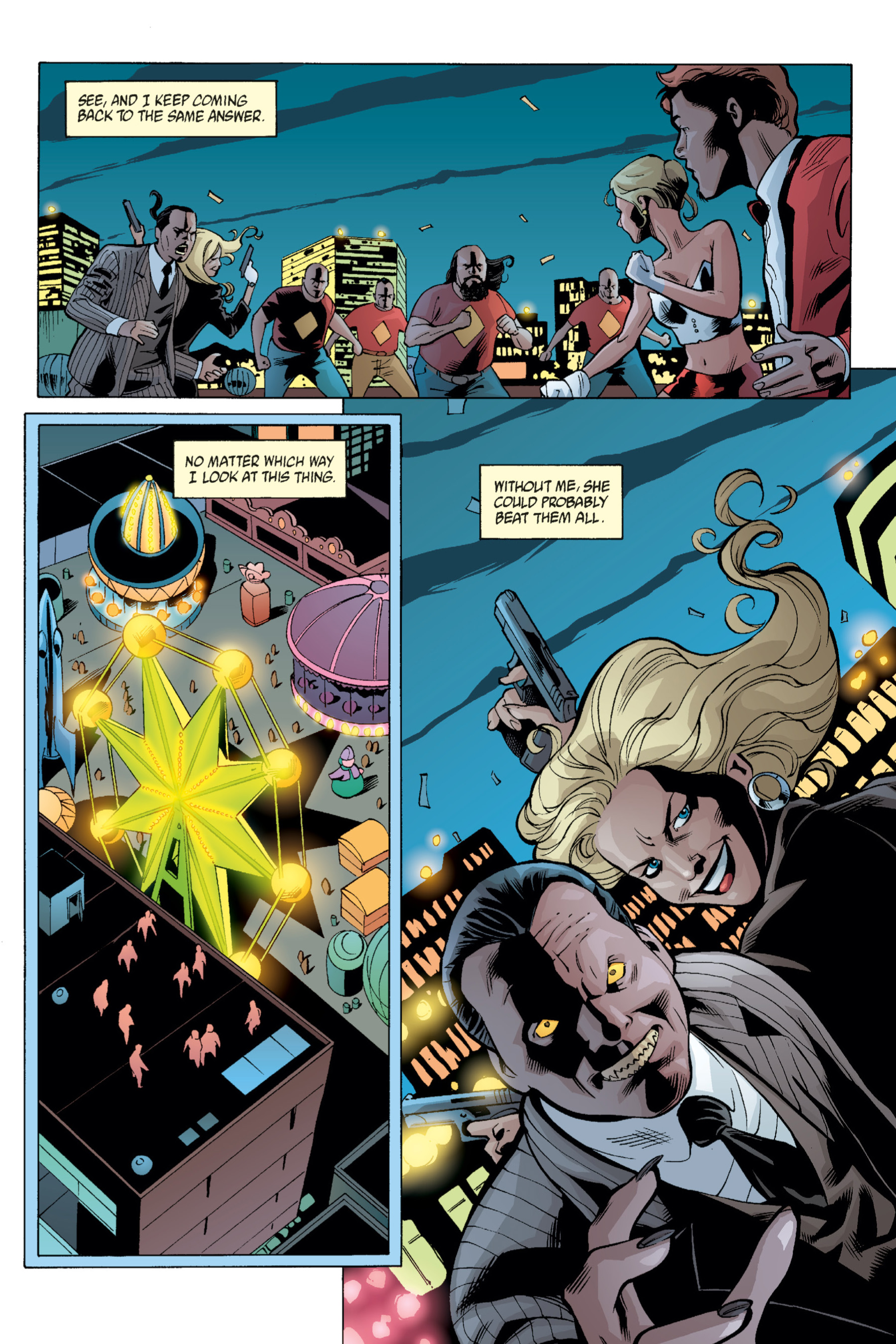 Read online Buffy the Vampire Slayer: Omnibus comic -  Issue # TPB 1 - 167