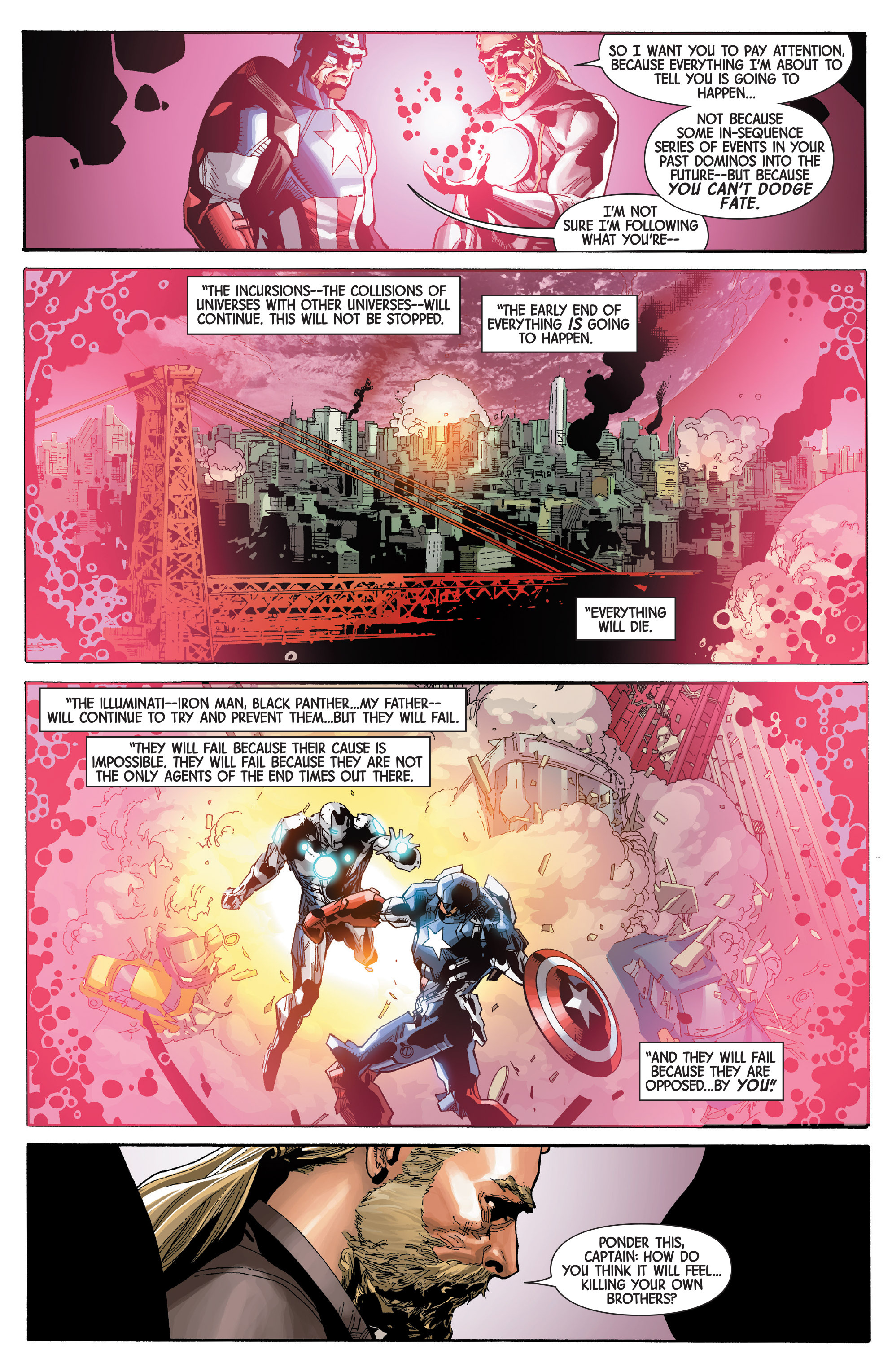 Read online Avengers (2013) comic -  Issue #32 - 19