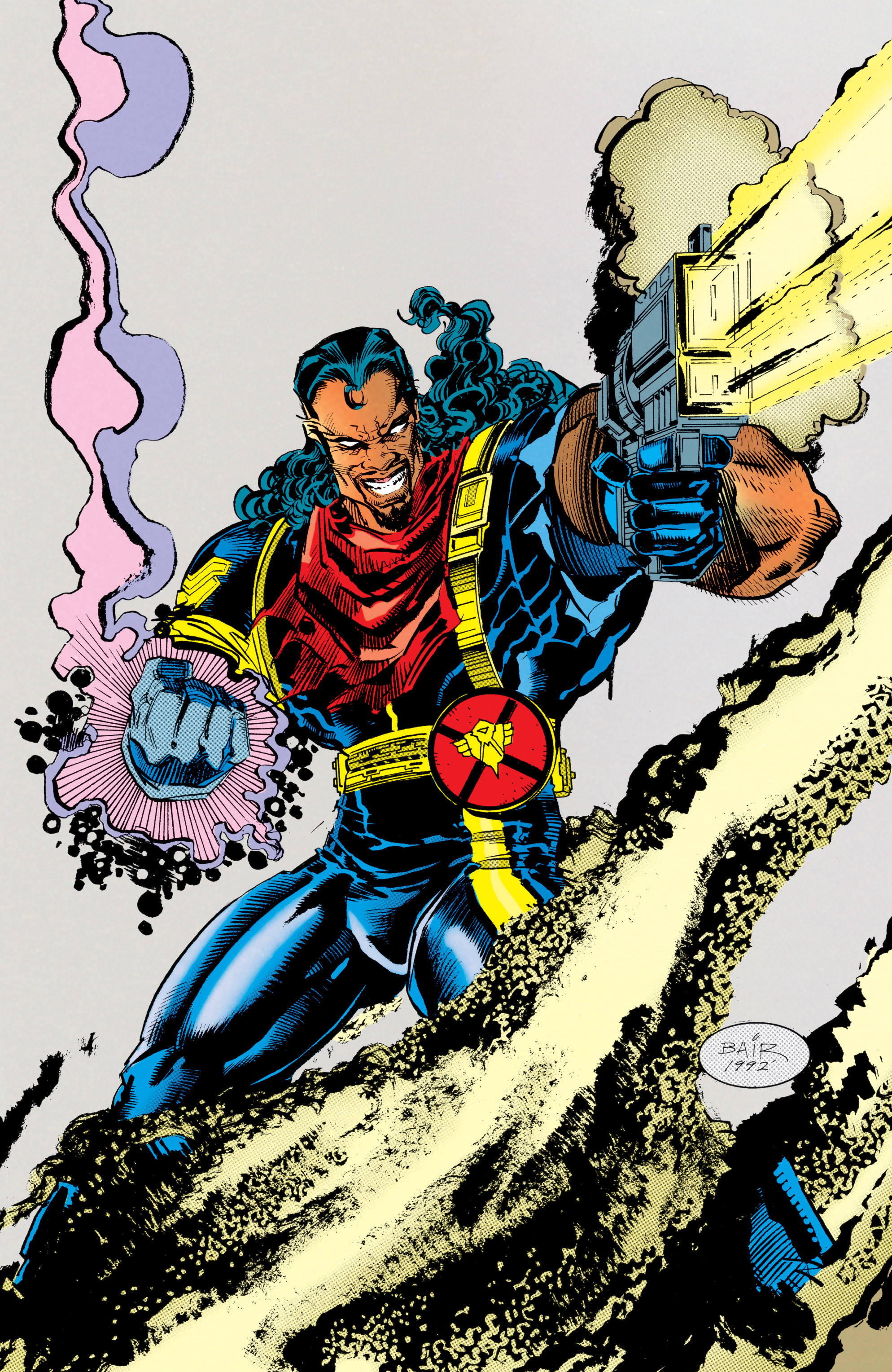 Read online Uncanny X-Men (1963) comic -  Issue # _Annual 17 - 55