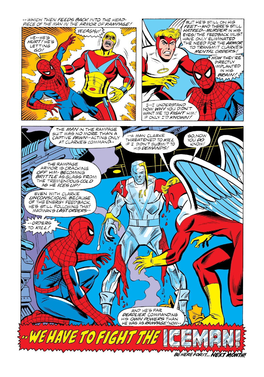 Read online Marvel Masterworks: The Spectacular Spider-Man comic -  Issue # TPB 2 (Part 1) - 44