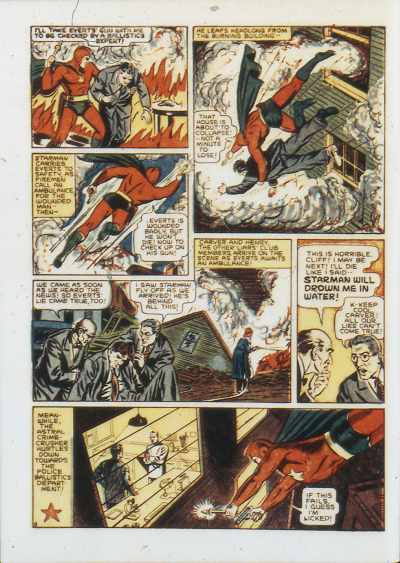 Read online Adventure Comics (1938) comic -  Issue #75 - 11