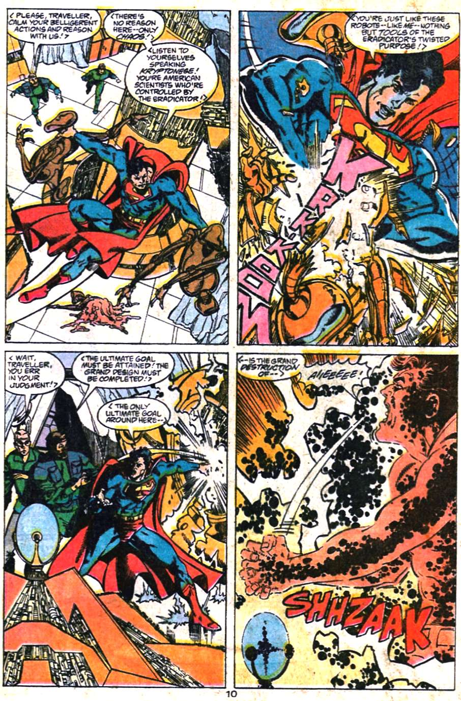 Read online Adventures of Superman (1987) comic -  Issue #461 - 11