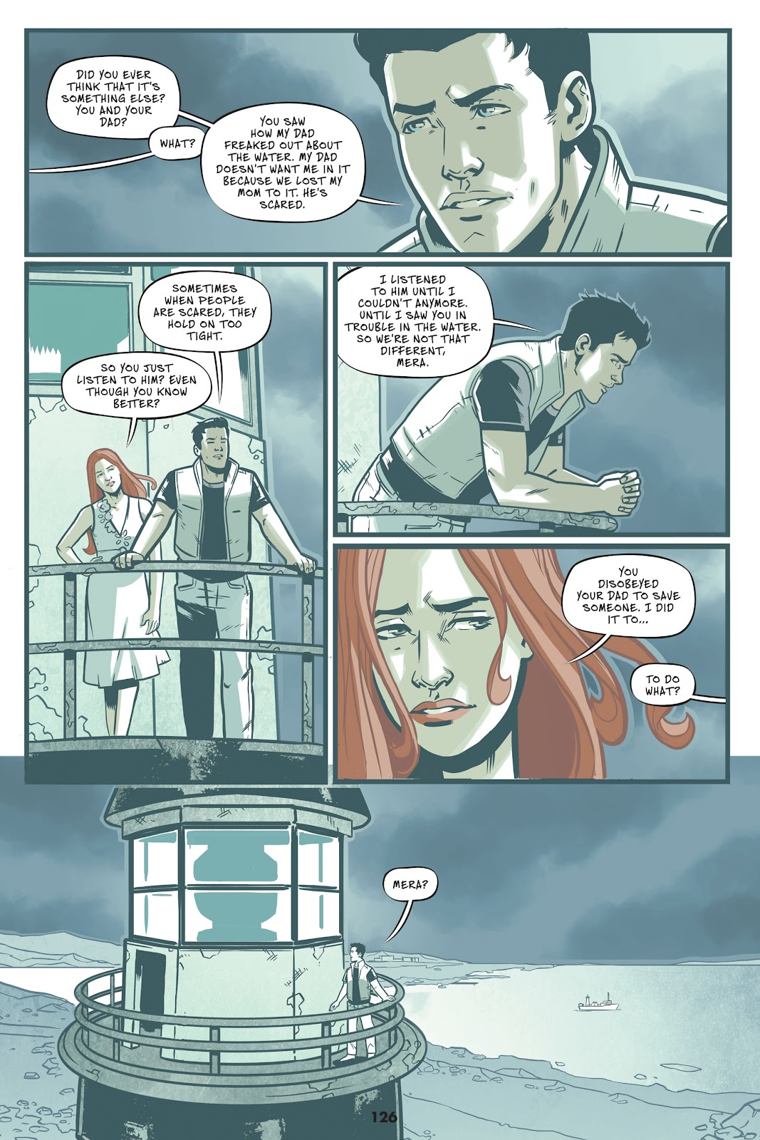 Read online Mera: Tidebreaker comic -  Issue # TPB (Part 2) - 26