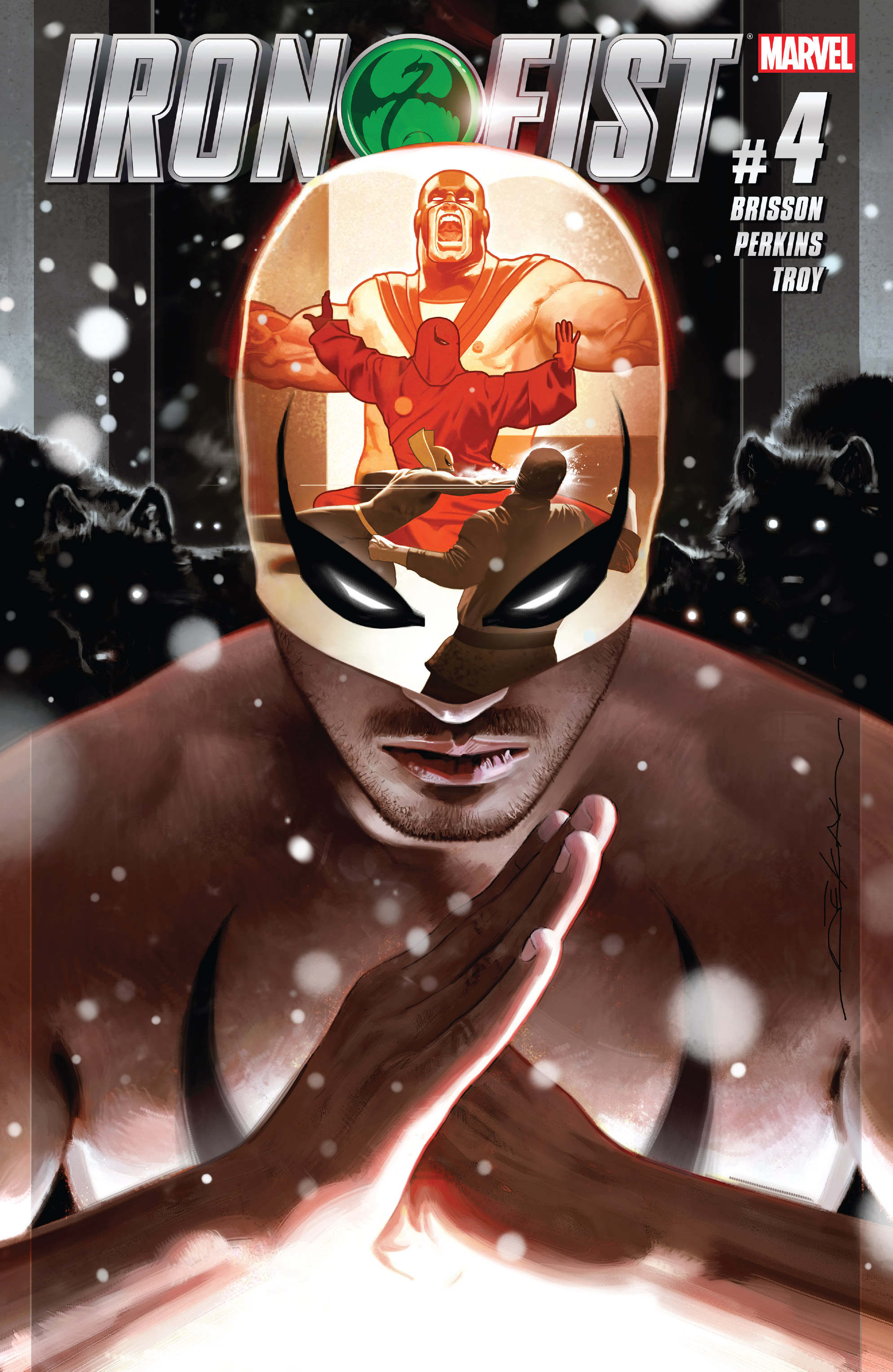 Read online Iron Fist (2017) comic -  Issue #4 - 1