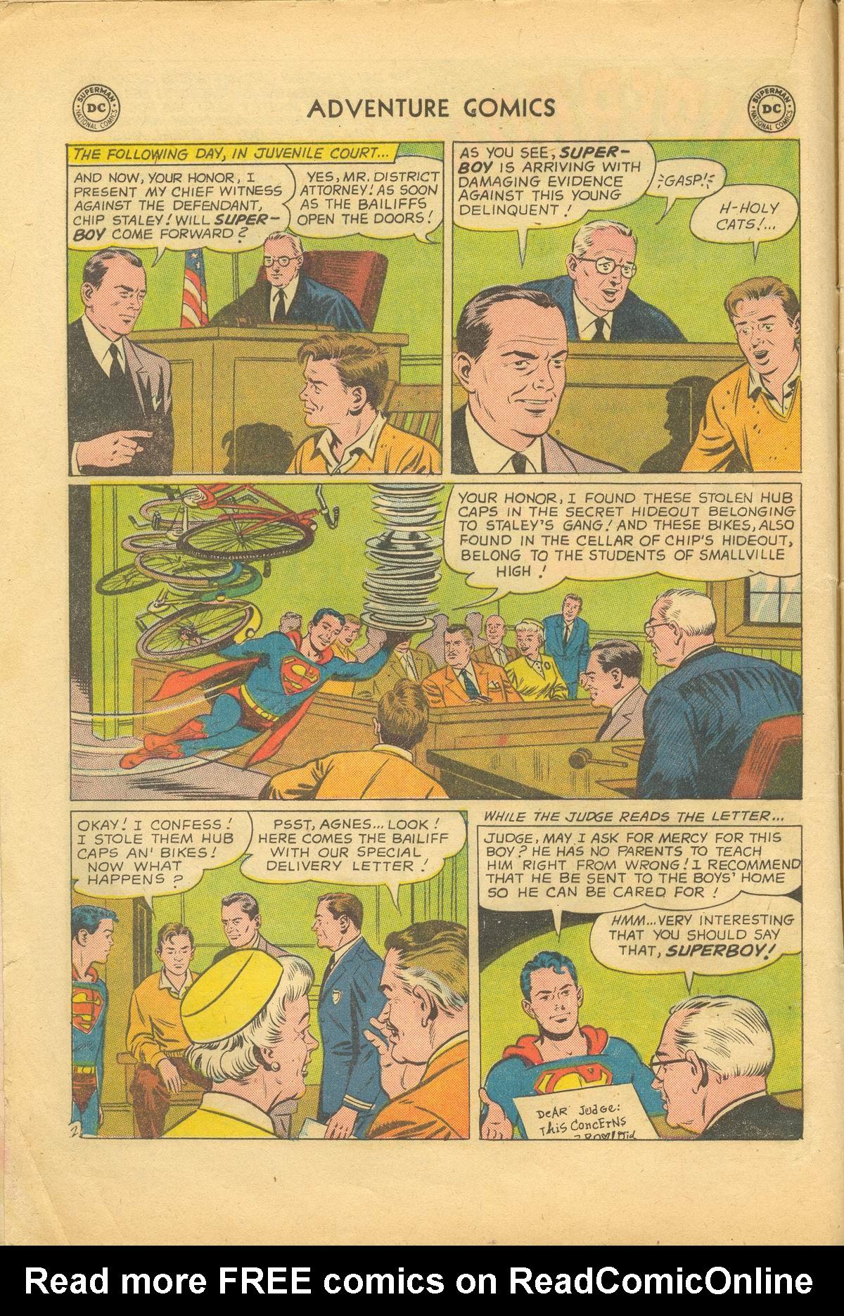 Read online Adventure Comics (1938) comic -  Issue #281 - 4