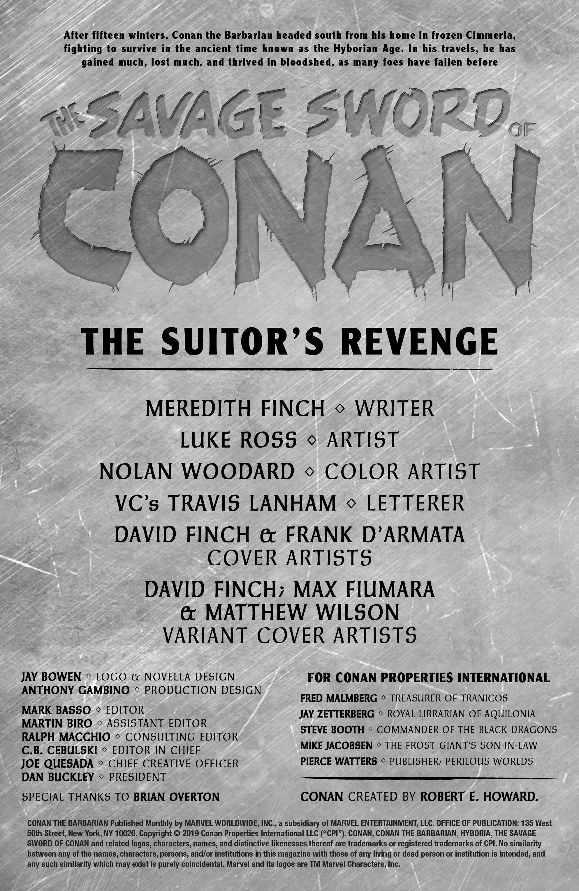 Read online Savage Sword of Conan comic -  Issue #6 - 3