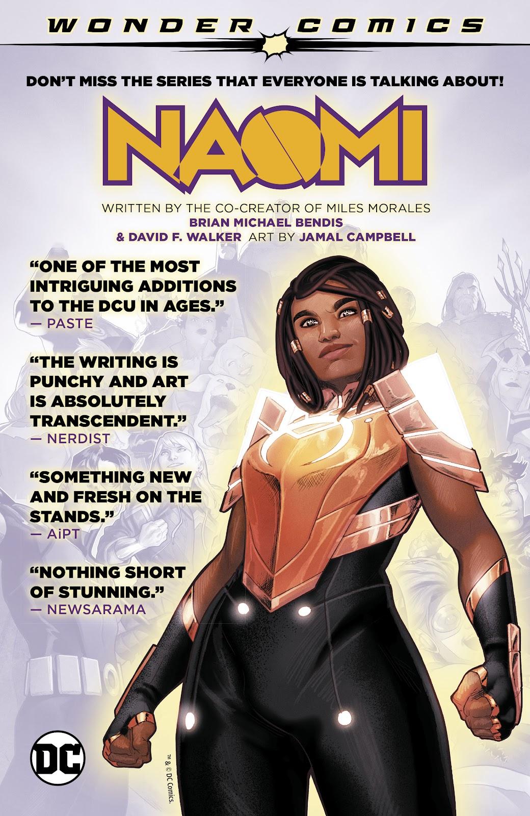 Read online Batman Beyond (2016) comic -  Issue #32 - 2