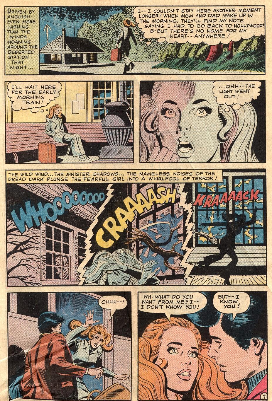 Read online Secret Hearts comic -  Issue #150 - 31