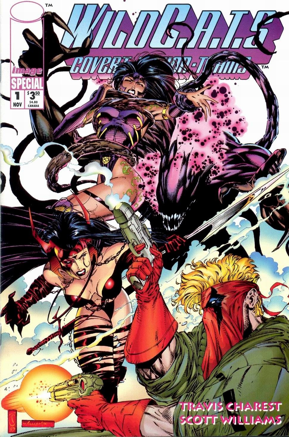 WildC.A.T.S Special Full Page 1