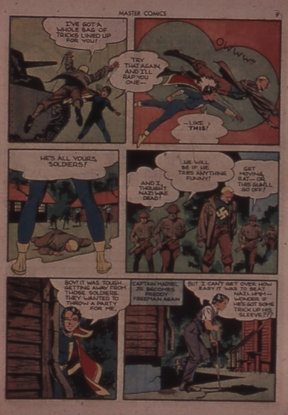 Master Comics issue 30 - Page 9