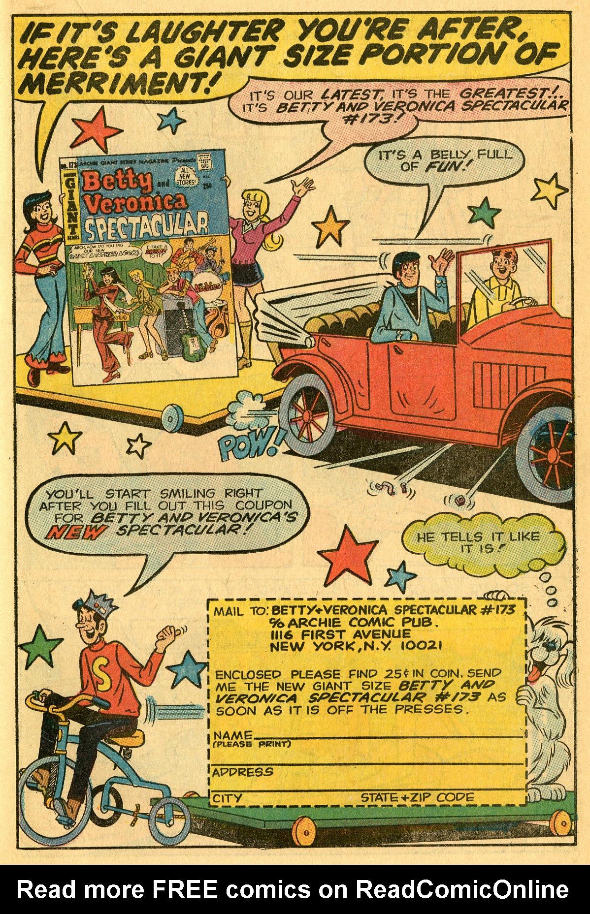 Read online She's Josie comic -  Issue #47 - 19