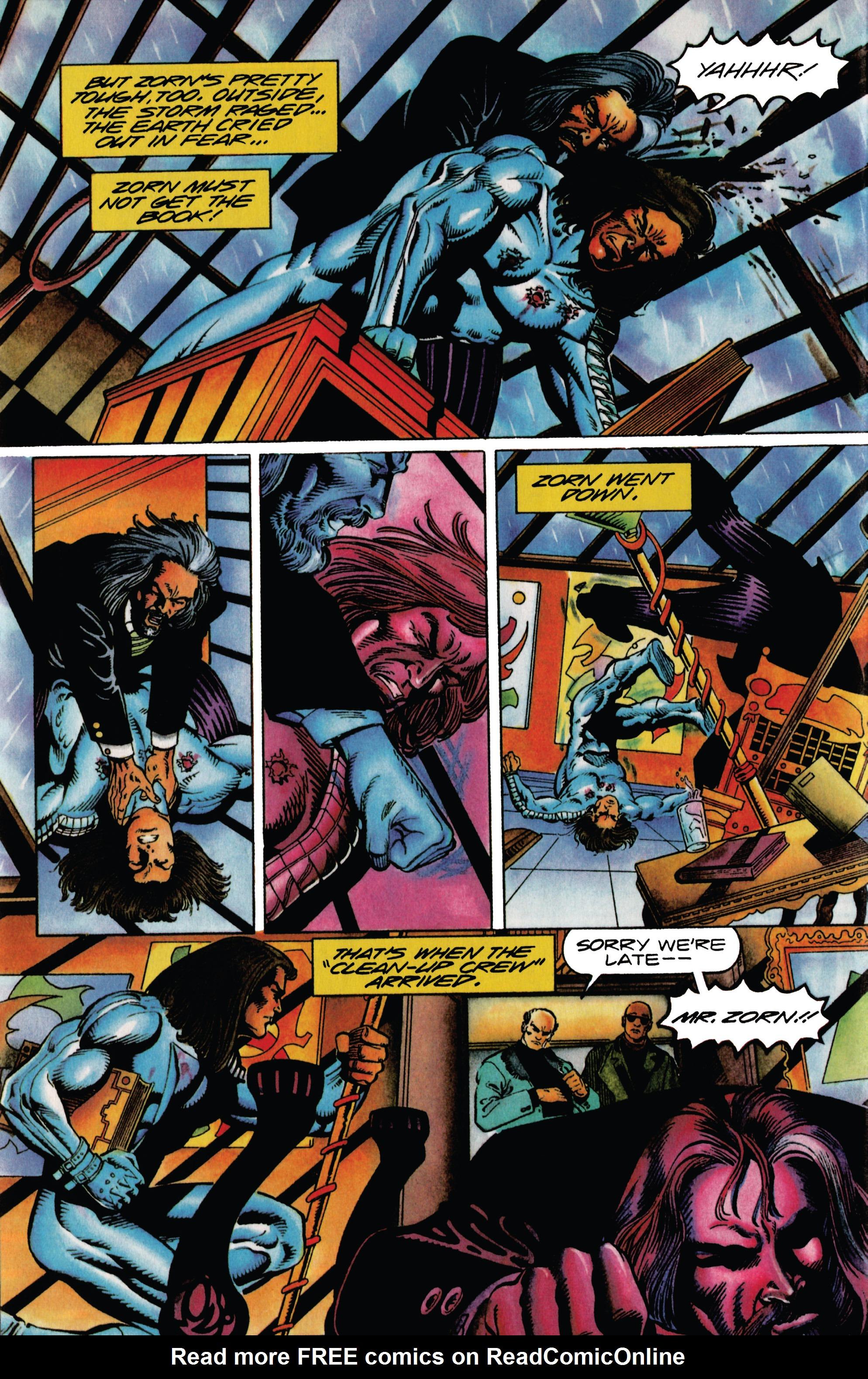 Read online Eternal Warrior (1992) comic -  Issue #27 - 18