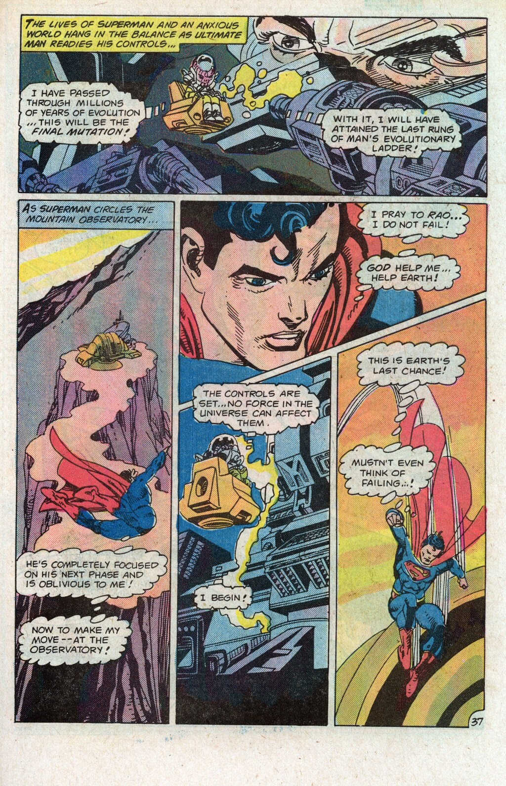Read online Superman Special (1983) comic -  Issue #1 - 43