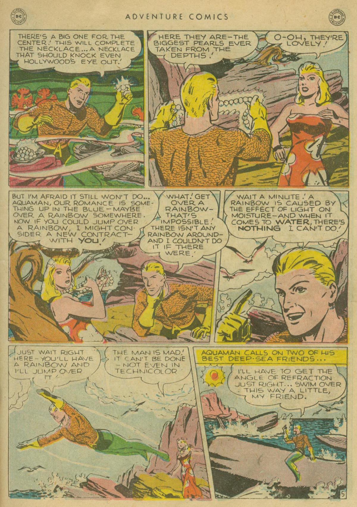 Read online Adventure Comics (1938) comic -  Issue #130 - 18