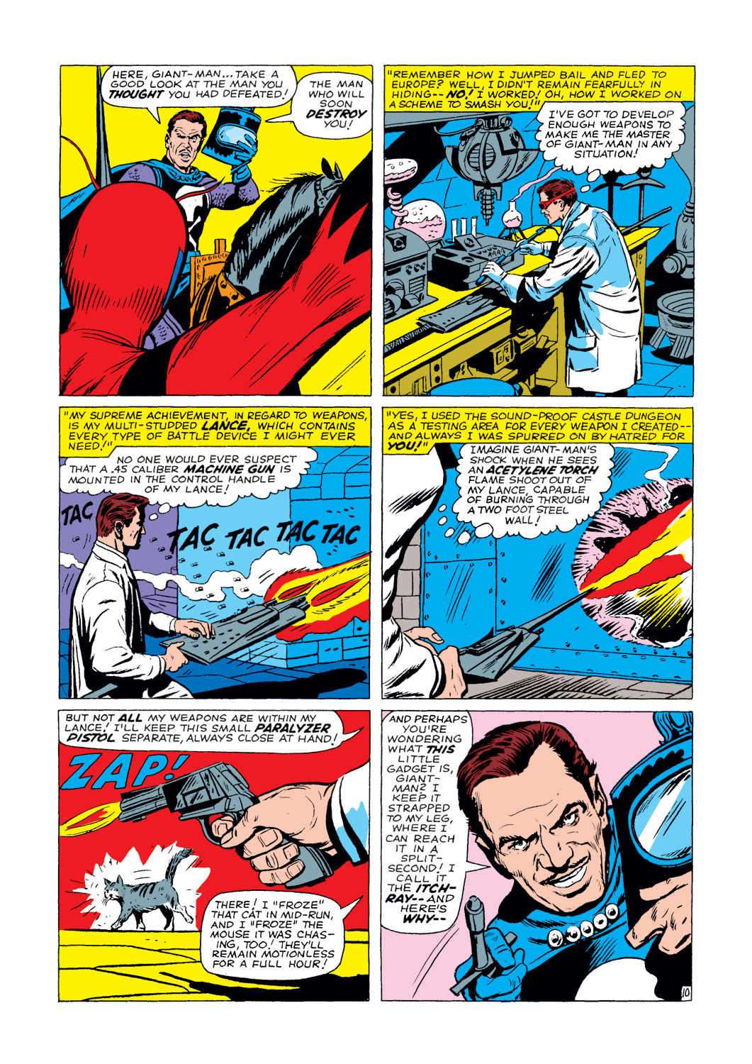 Tales to Astonish (1959) issue 52 - Page 11